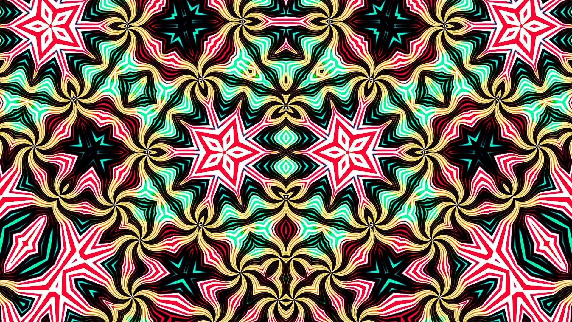 Kaleidoscope vertical wallpaper hd