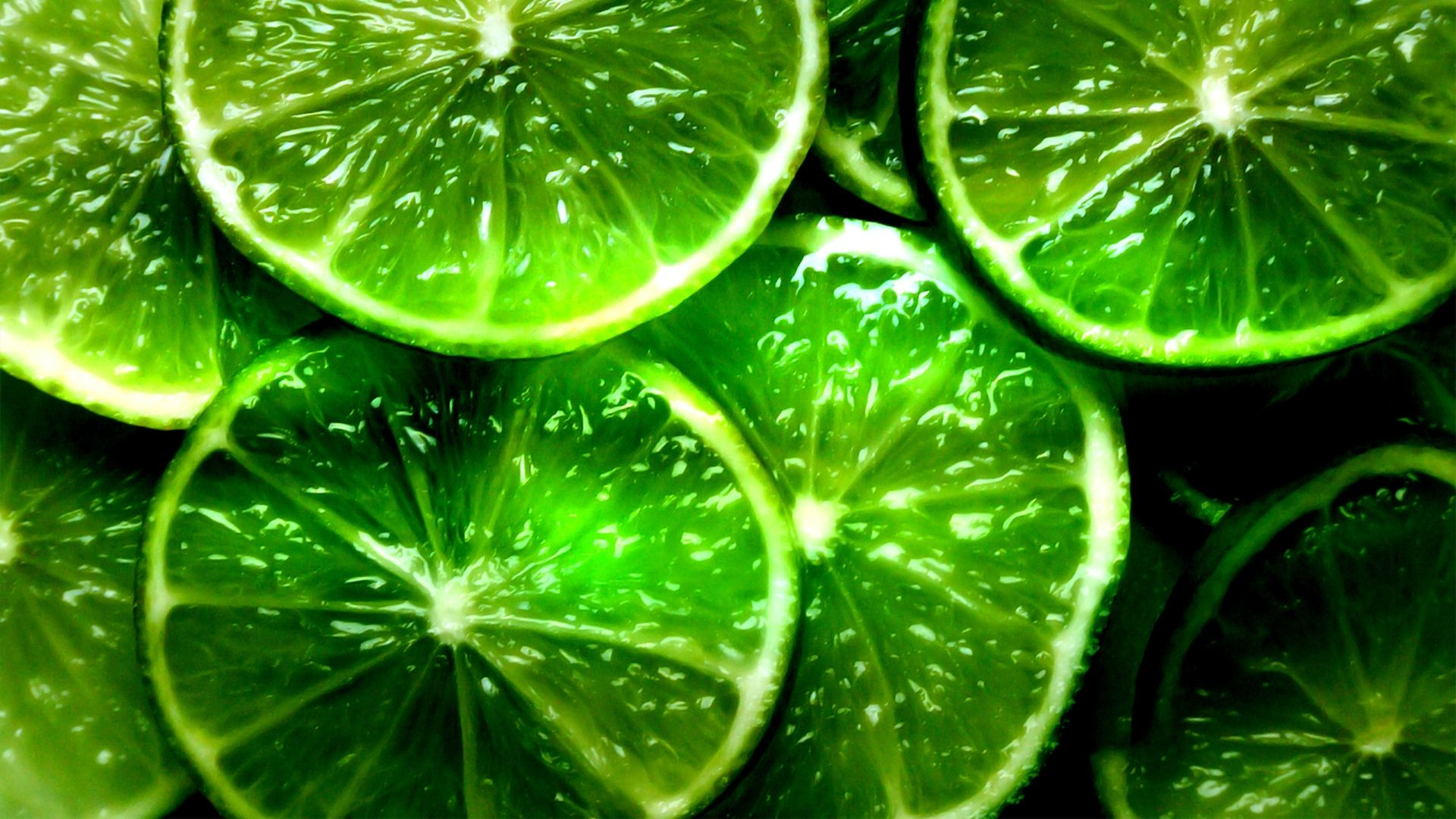 Lime Full HD Wallpaper