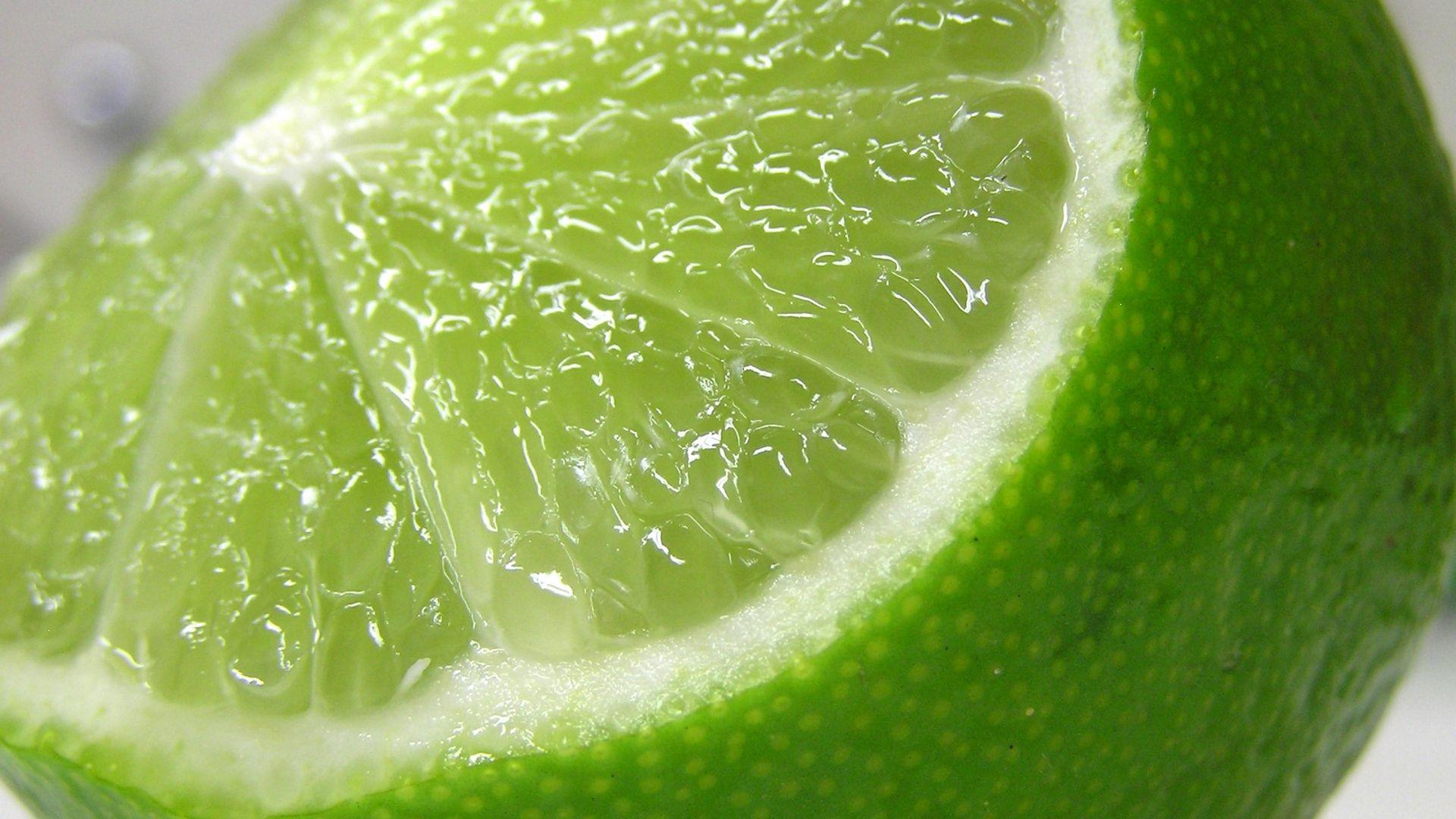 Lime screen wallpaper