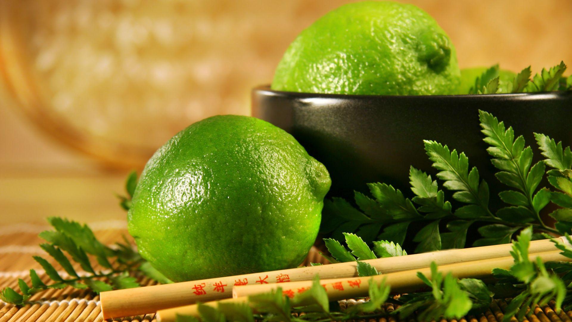 Lime desktop wallpaper