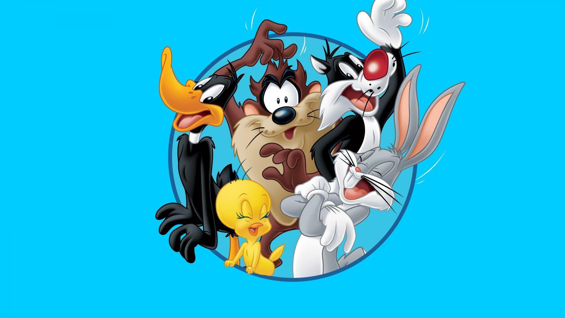 Looney Tunes HD 1080 wallpaper