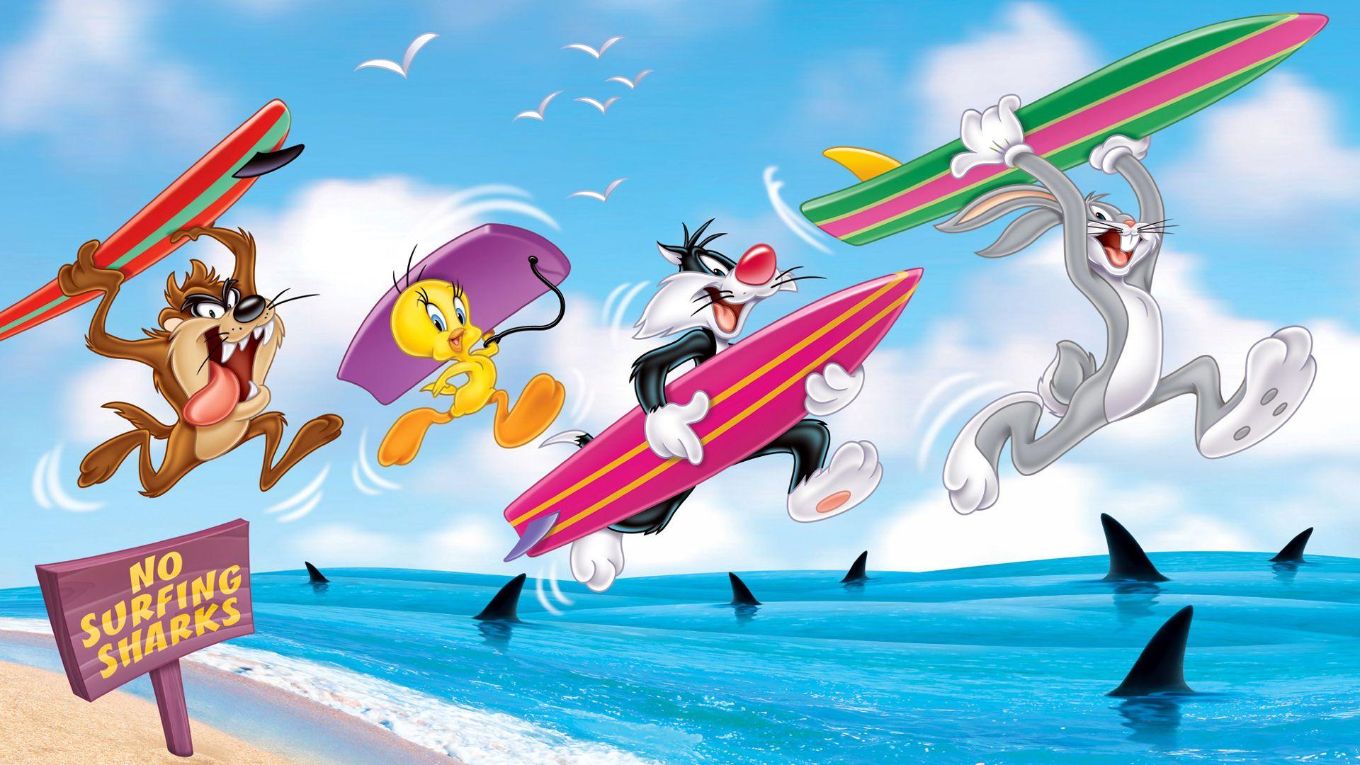 Looney Tunes desktop wallpaper