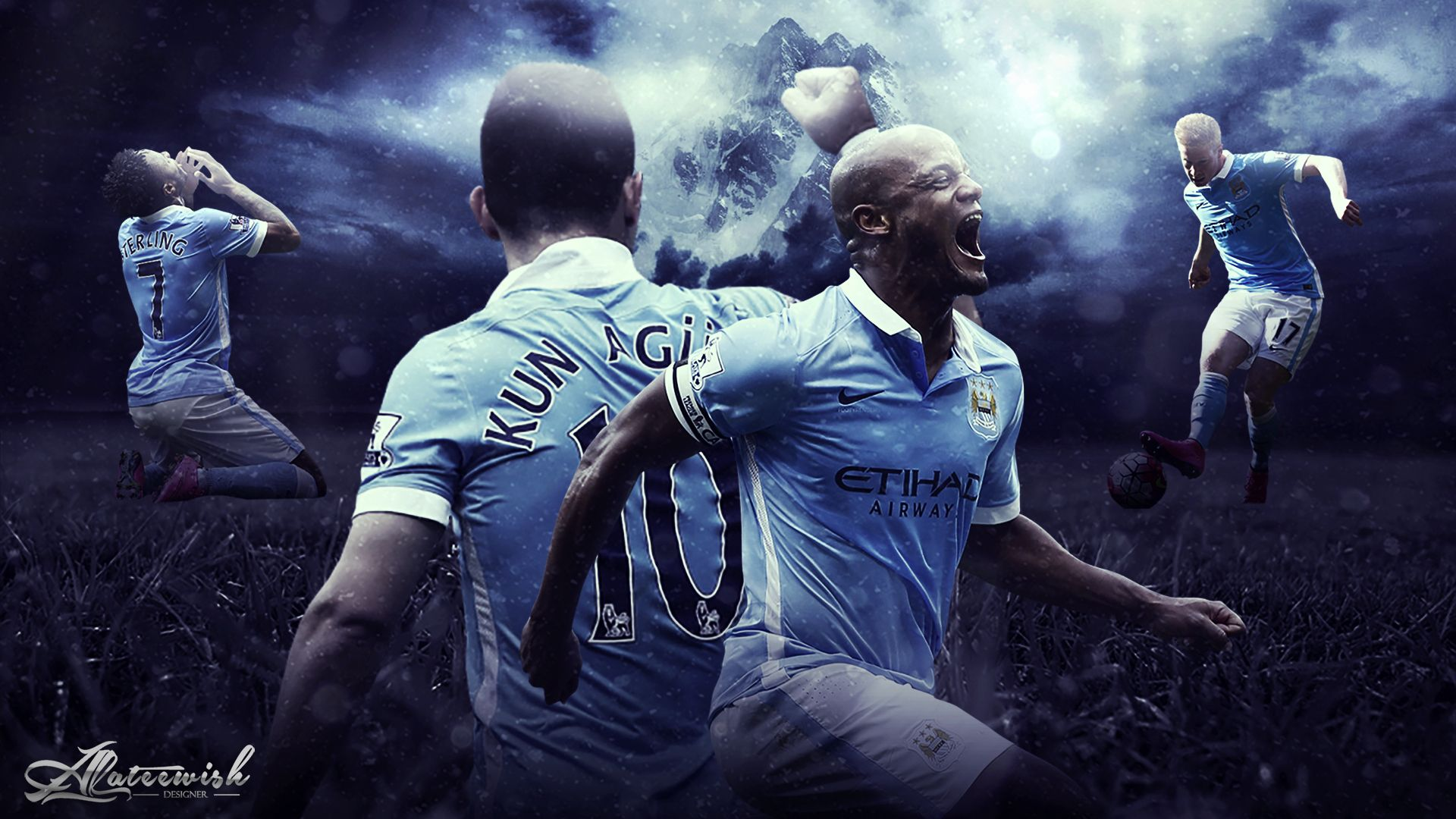 18 Manchester City Wallpapers Wallpaperboat