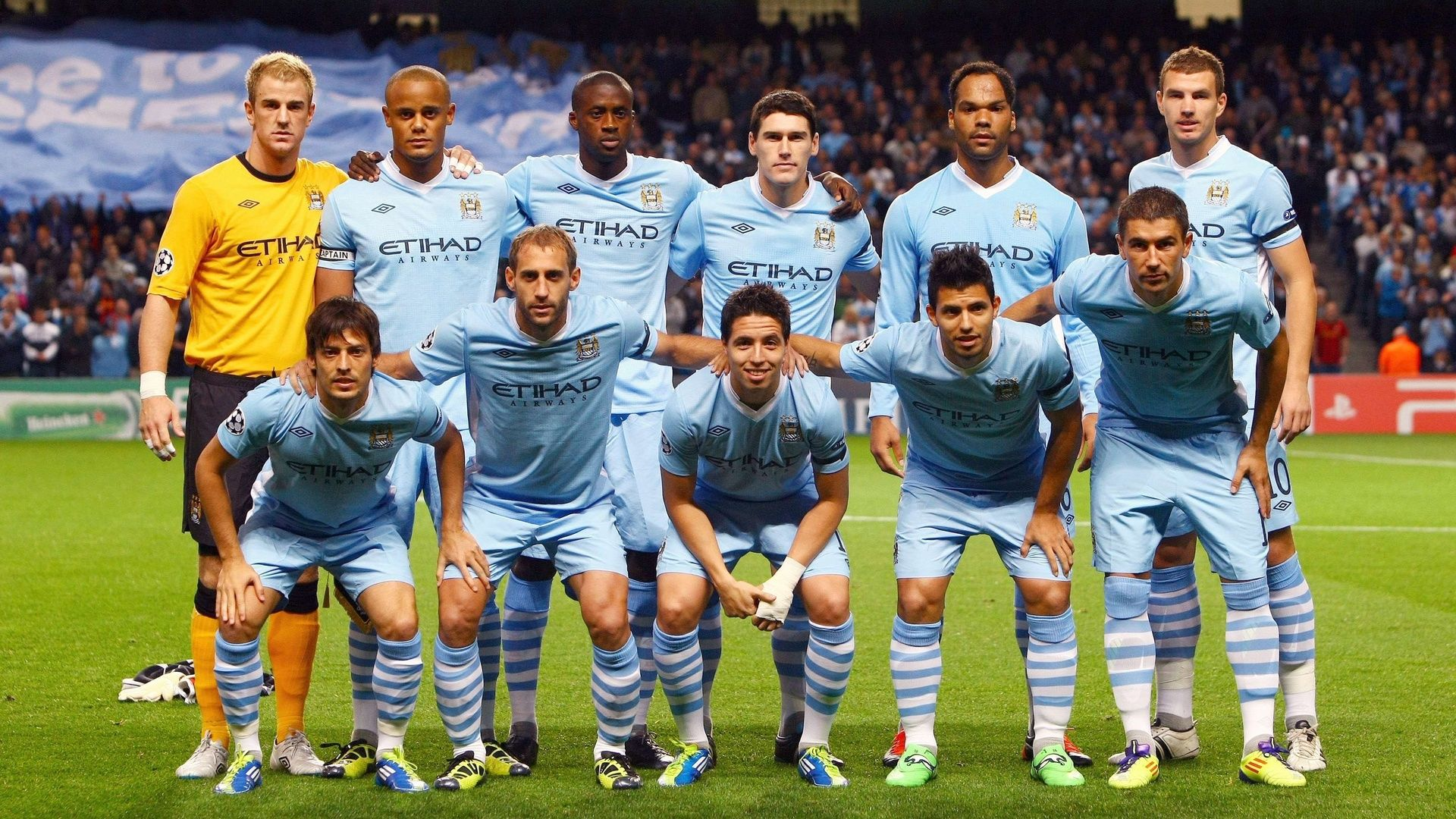 Manchester City Free Wallpaper