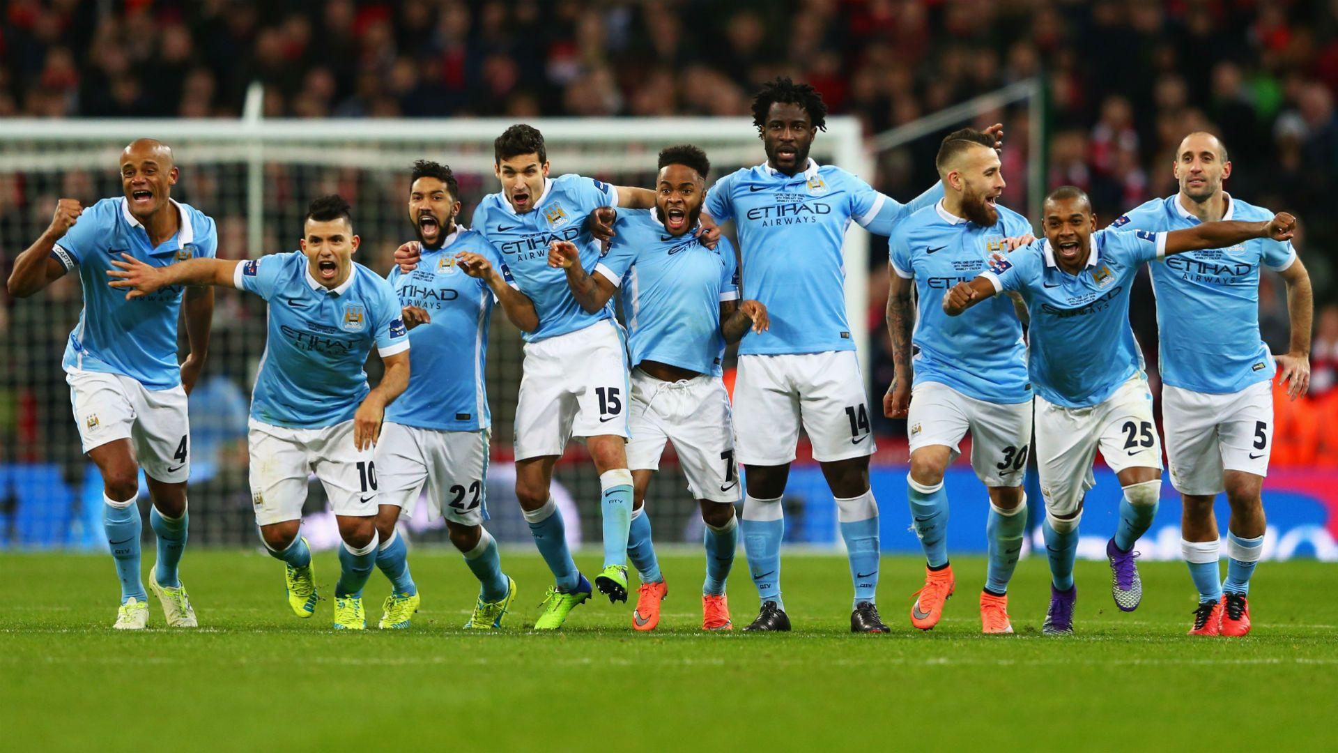 Manchester City Cool HD Wallpaper