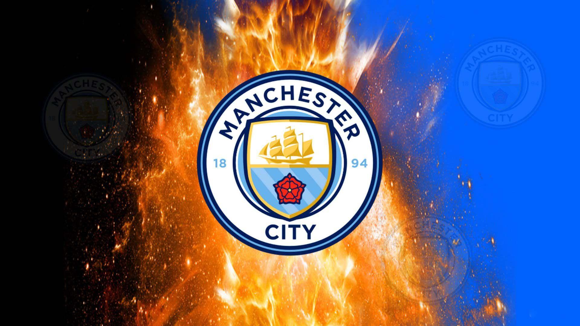 Manchester City laptop wallpaper