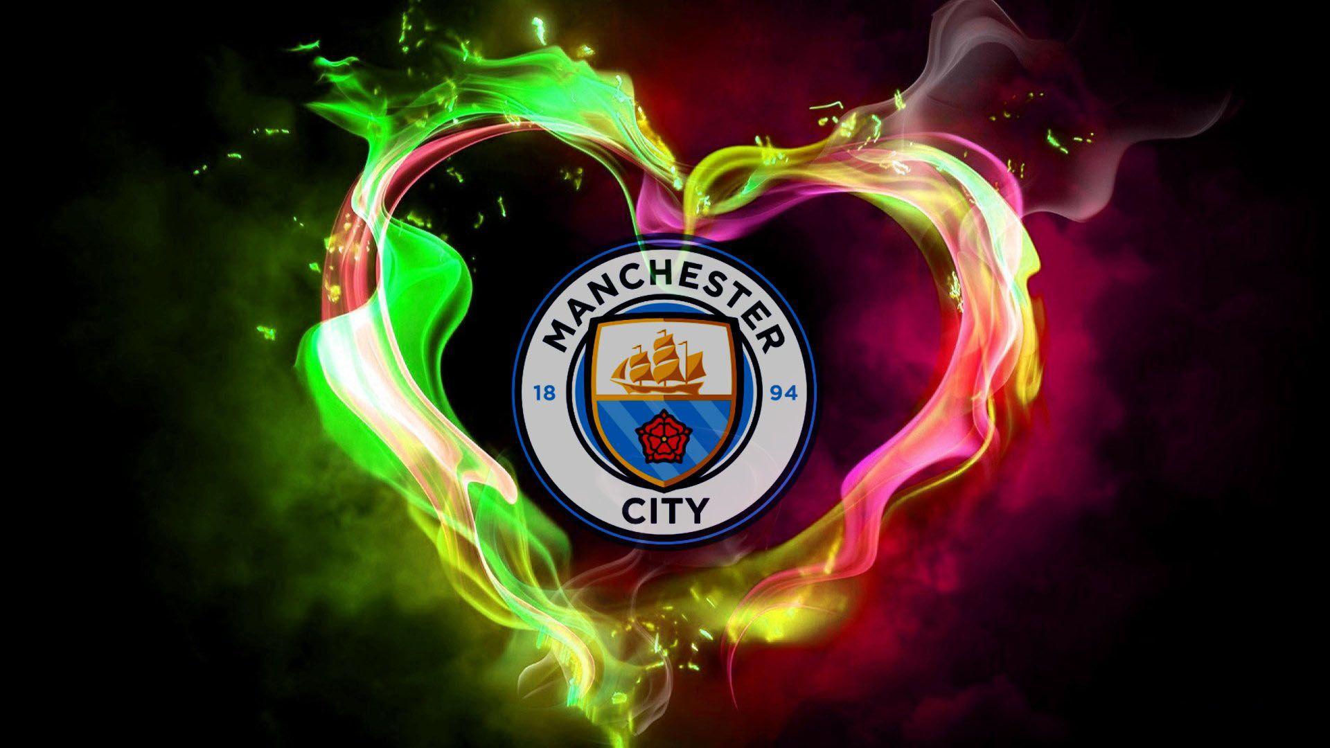 Manchester City desktop wallpaper