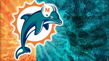 Miami Dolphins laptop background
