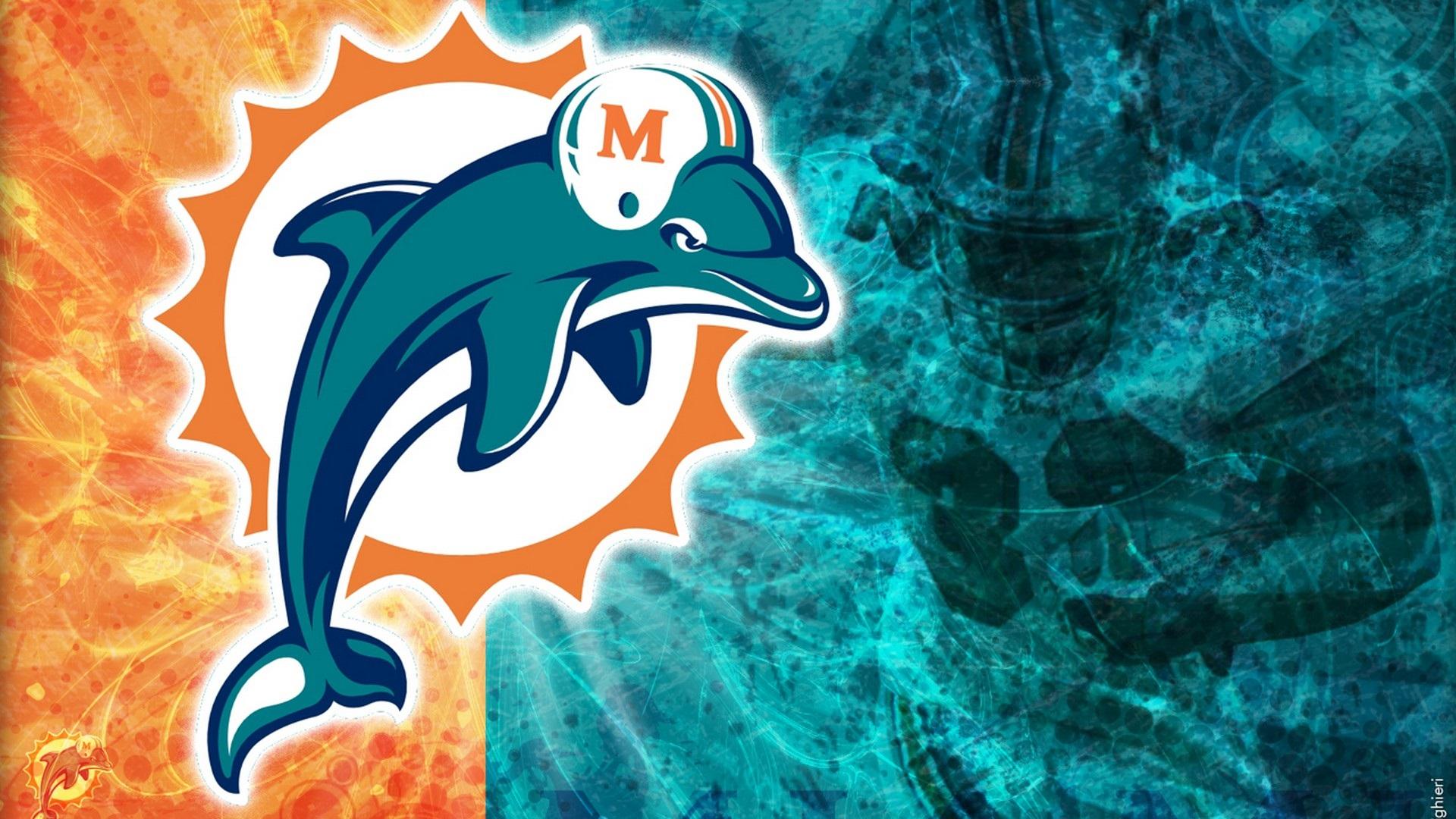 Miami Dolphins laptop background
