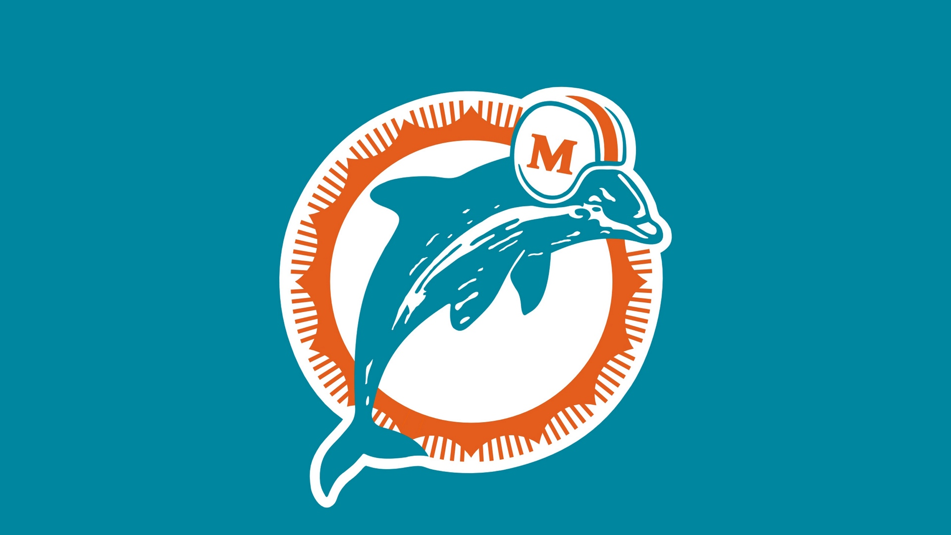 Miami Dolphins background wallpaper