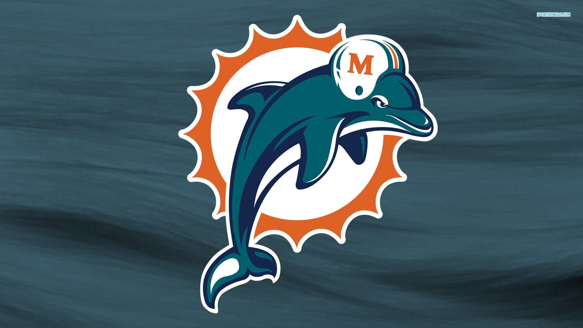 Miami Dolphins background image