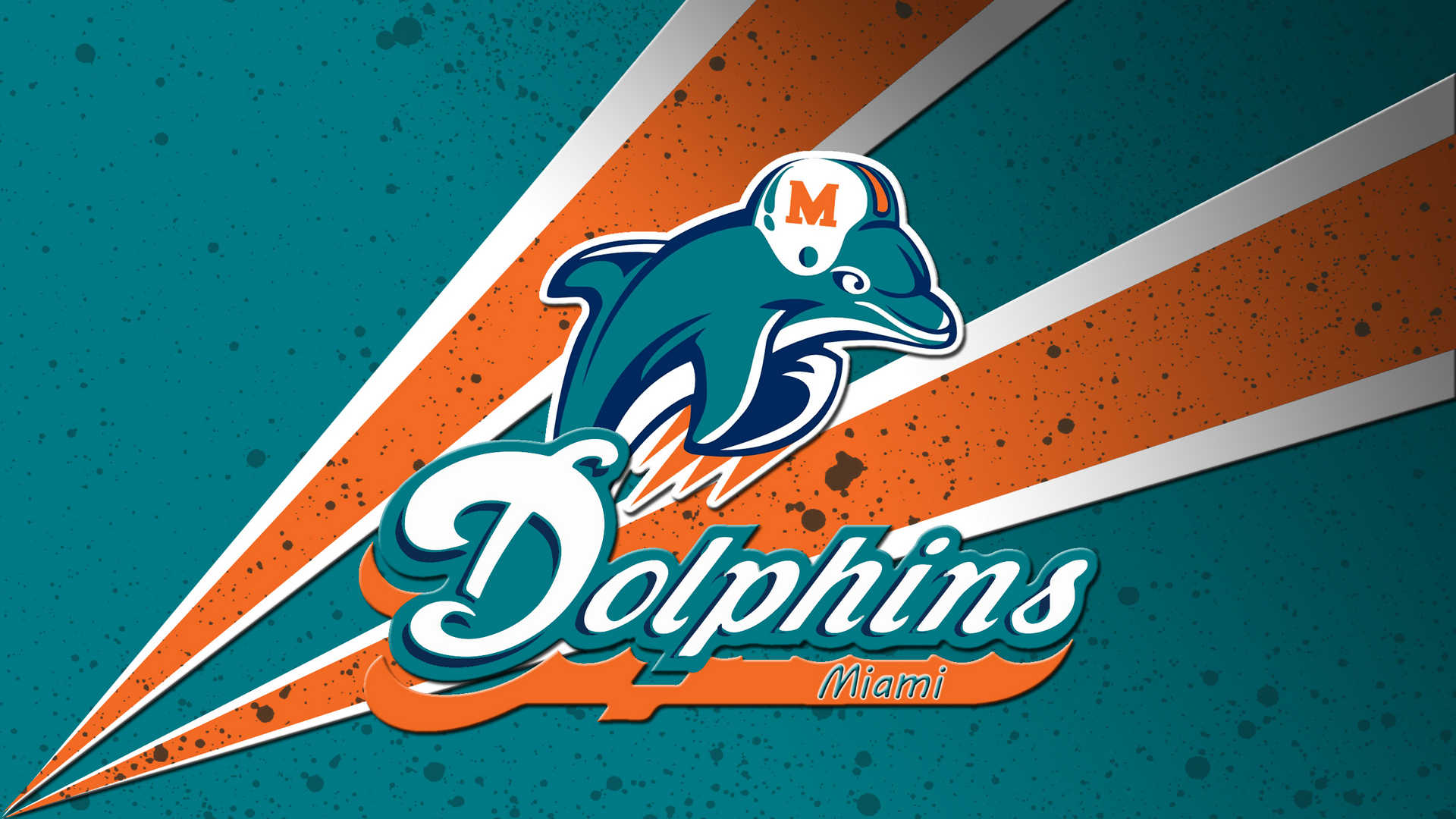 Miami Dolphins computer background