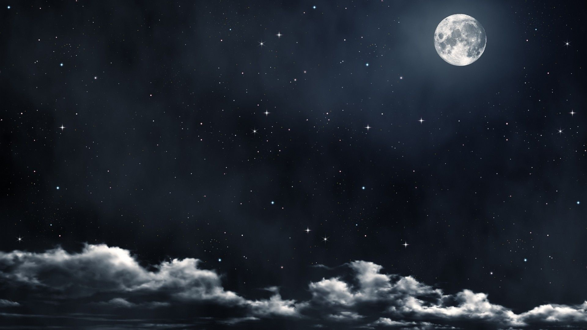 Midnight full hd wallpaper