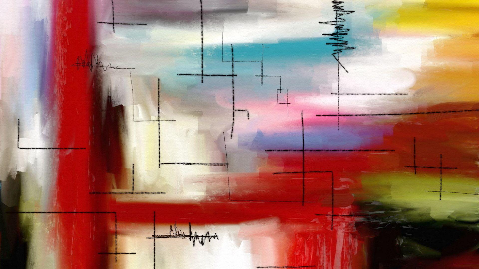 Modern Art hd wallpaper