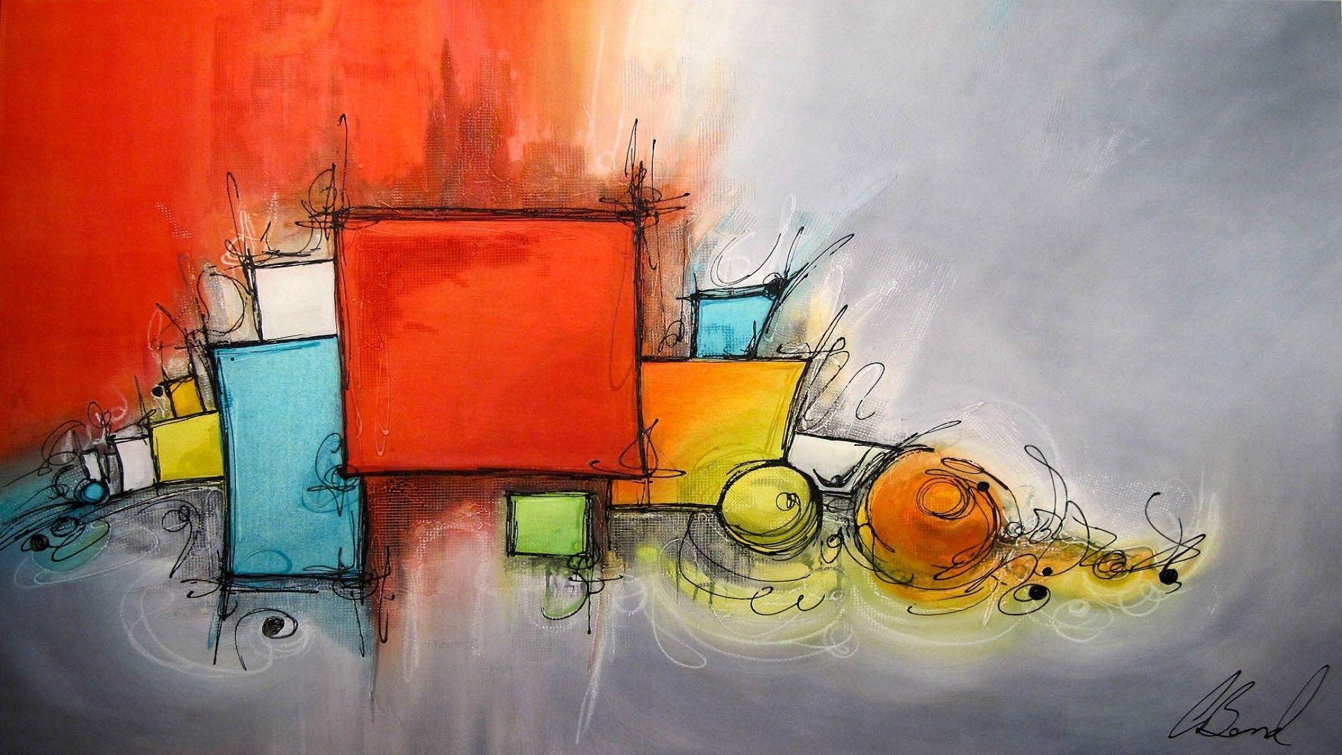 Modern Art full hd wallpaper download