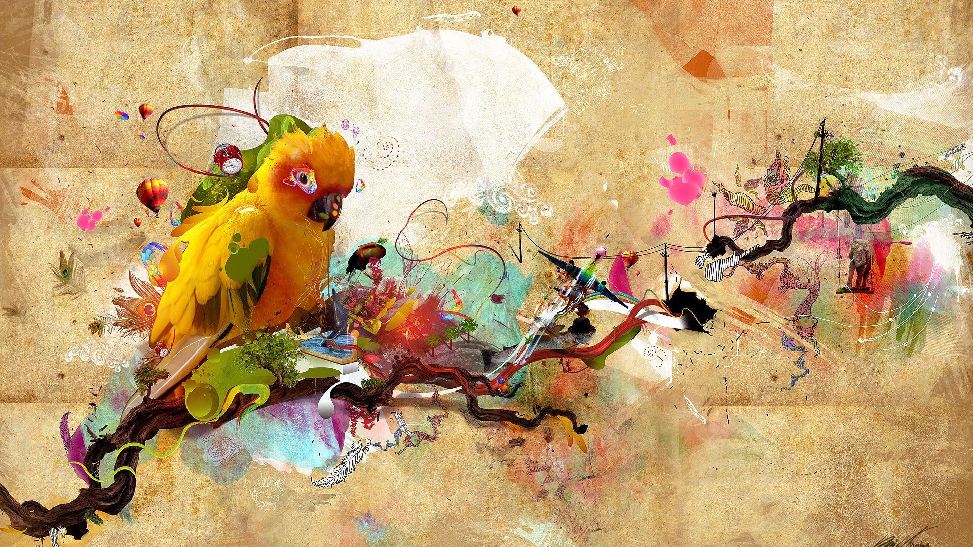 Modern Art image