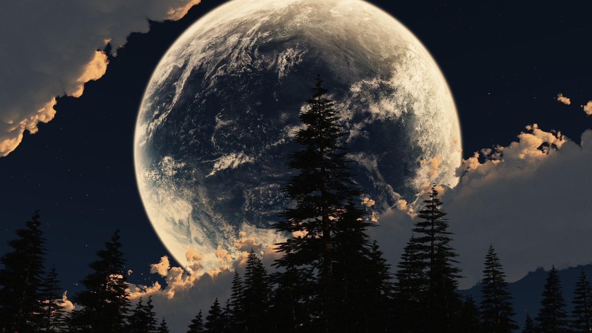 Moon Download Wallpaper