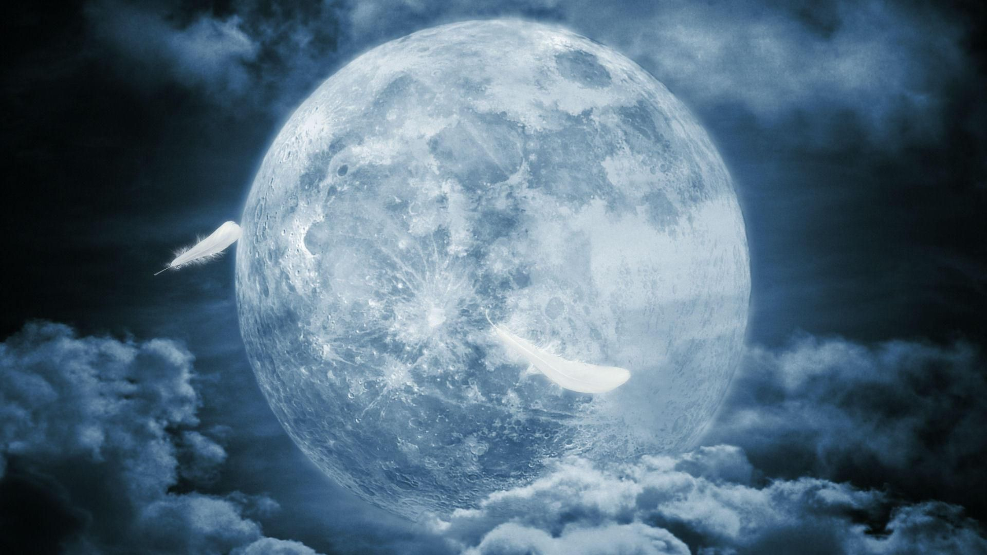 Moon good wallpaper hd