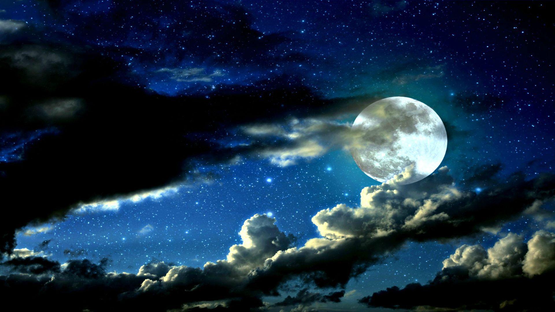 Moon good wallpaper