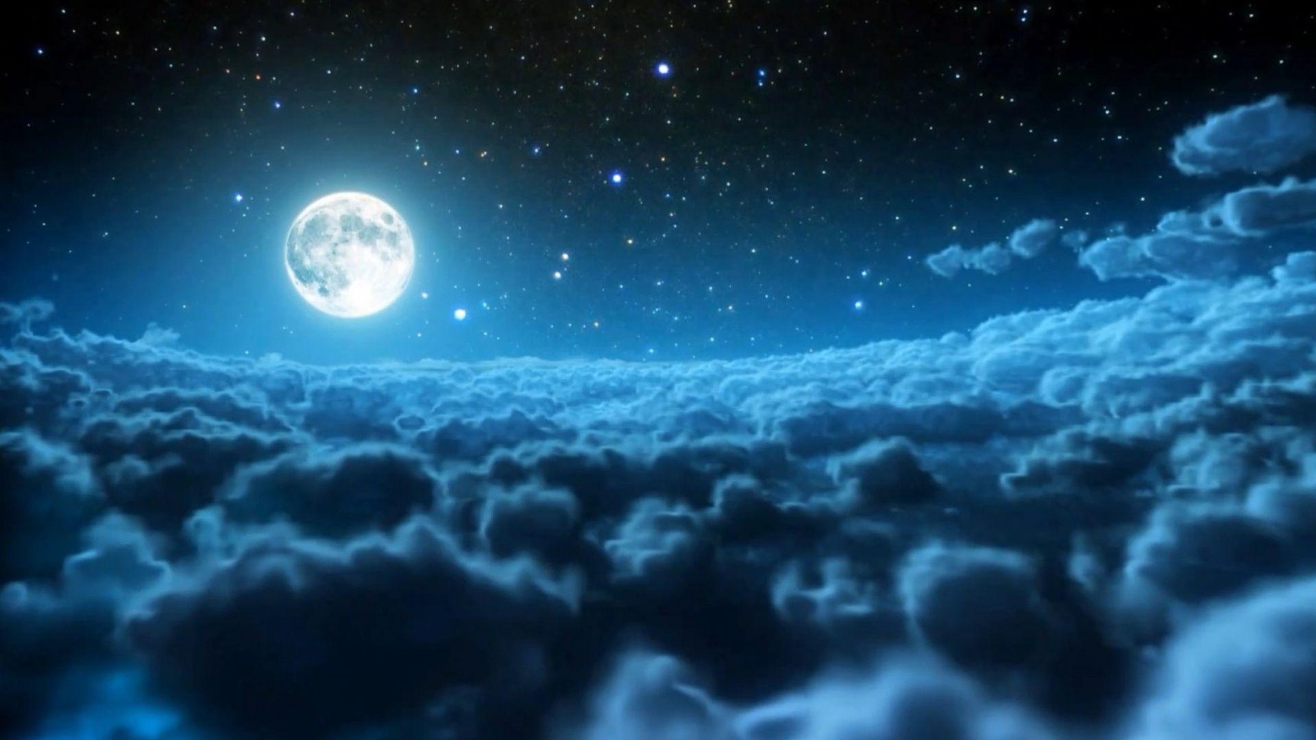 Moon beautiful wallpaper