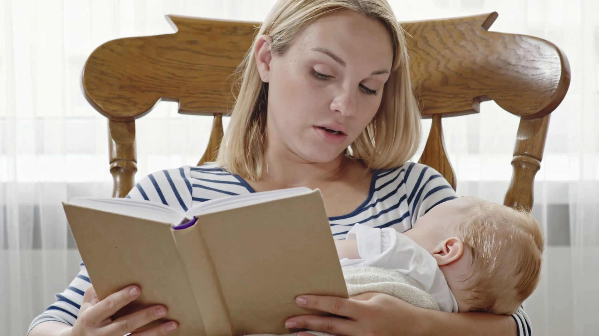 Note To Baby In Book wallpaper photo