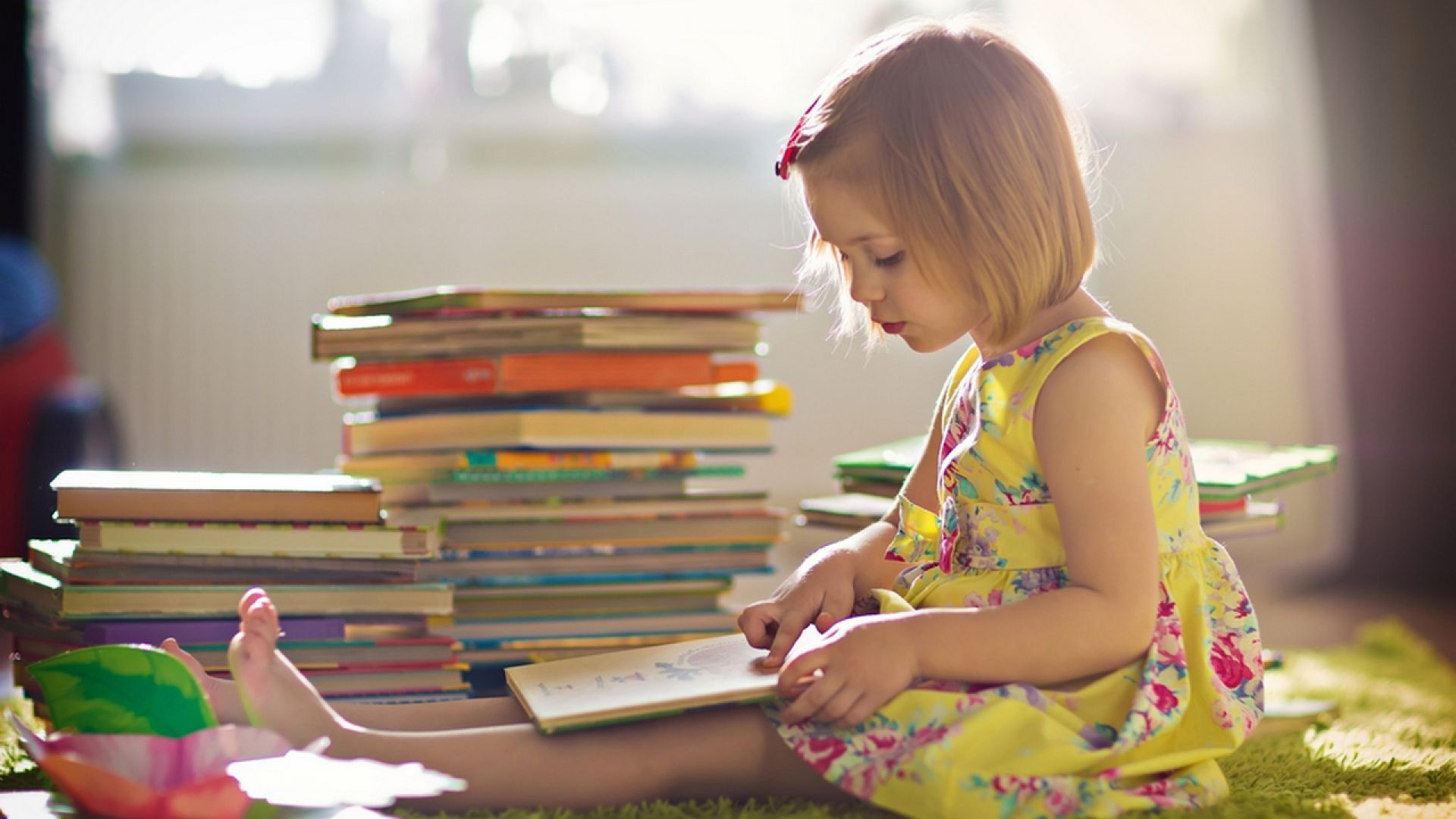 Note To Baby In Book hd wallpaper 1080