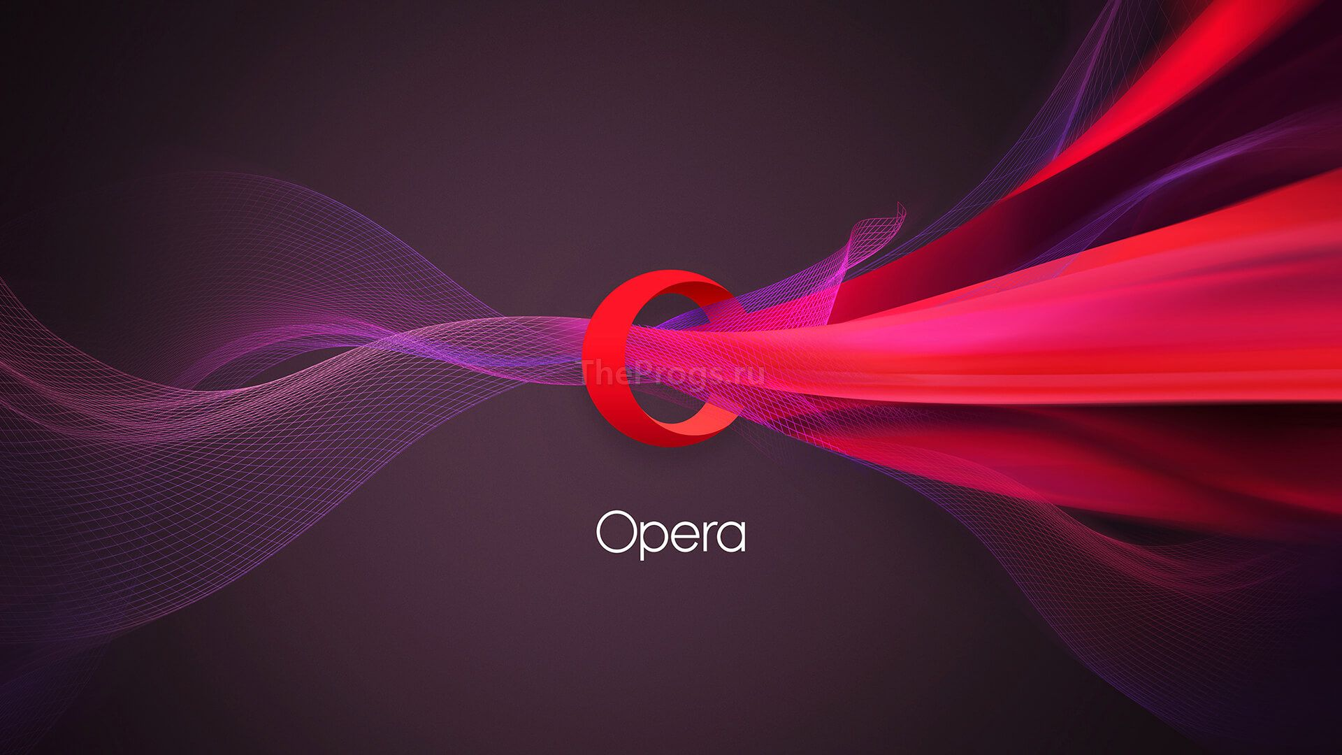 Opera laptop background wallpaper