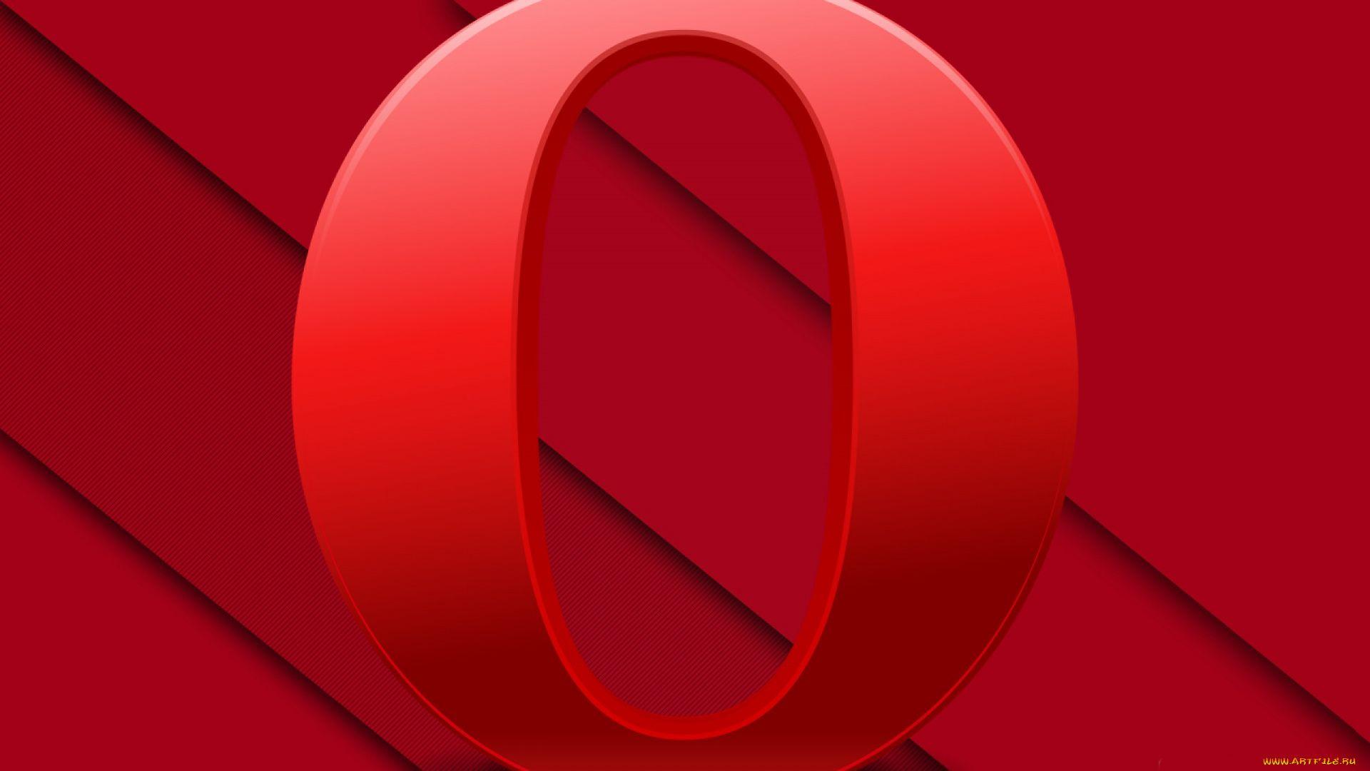 Opera hd desktop