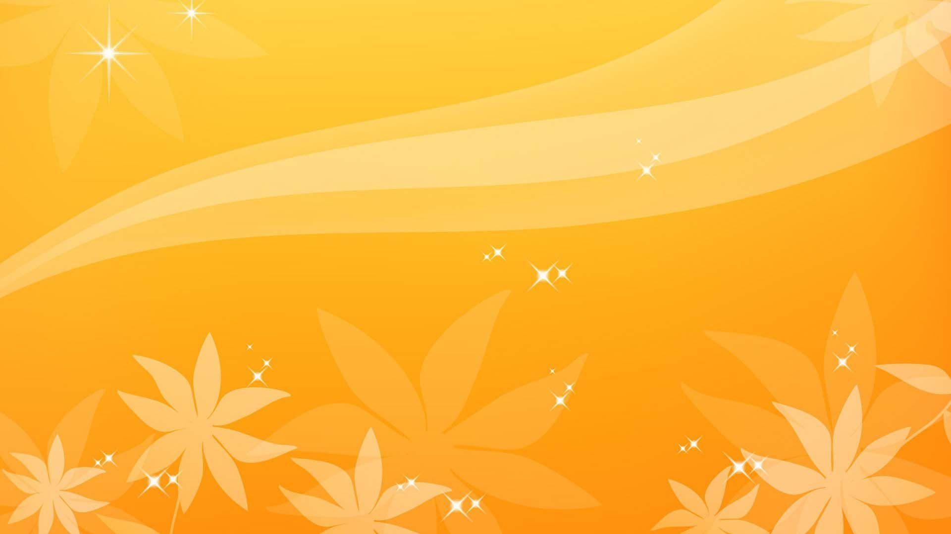 Orange 1080p Wallpaper