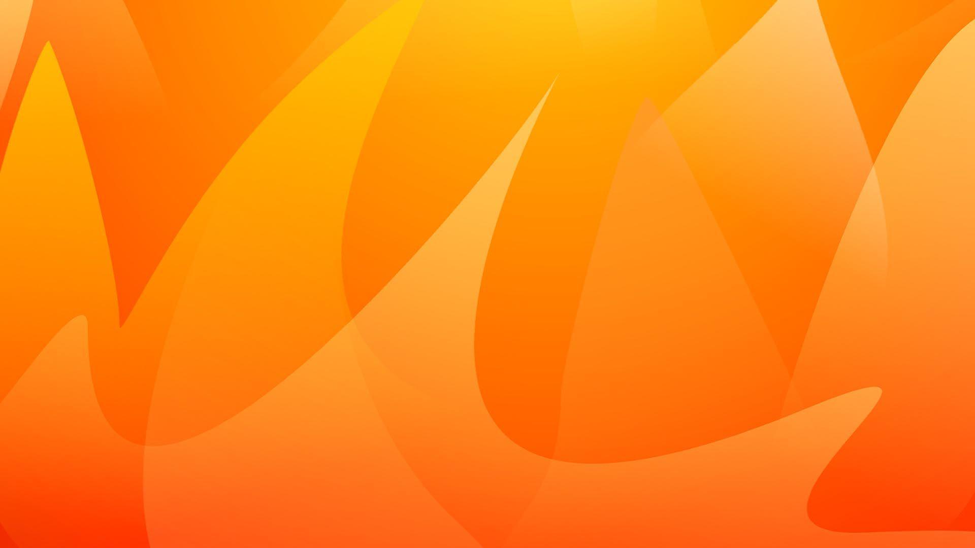 Orange wallpaper download