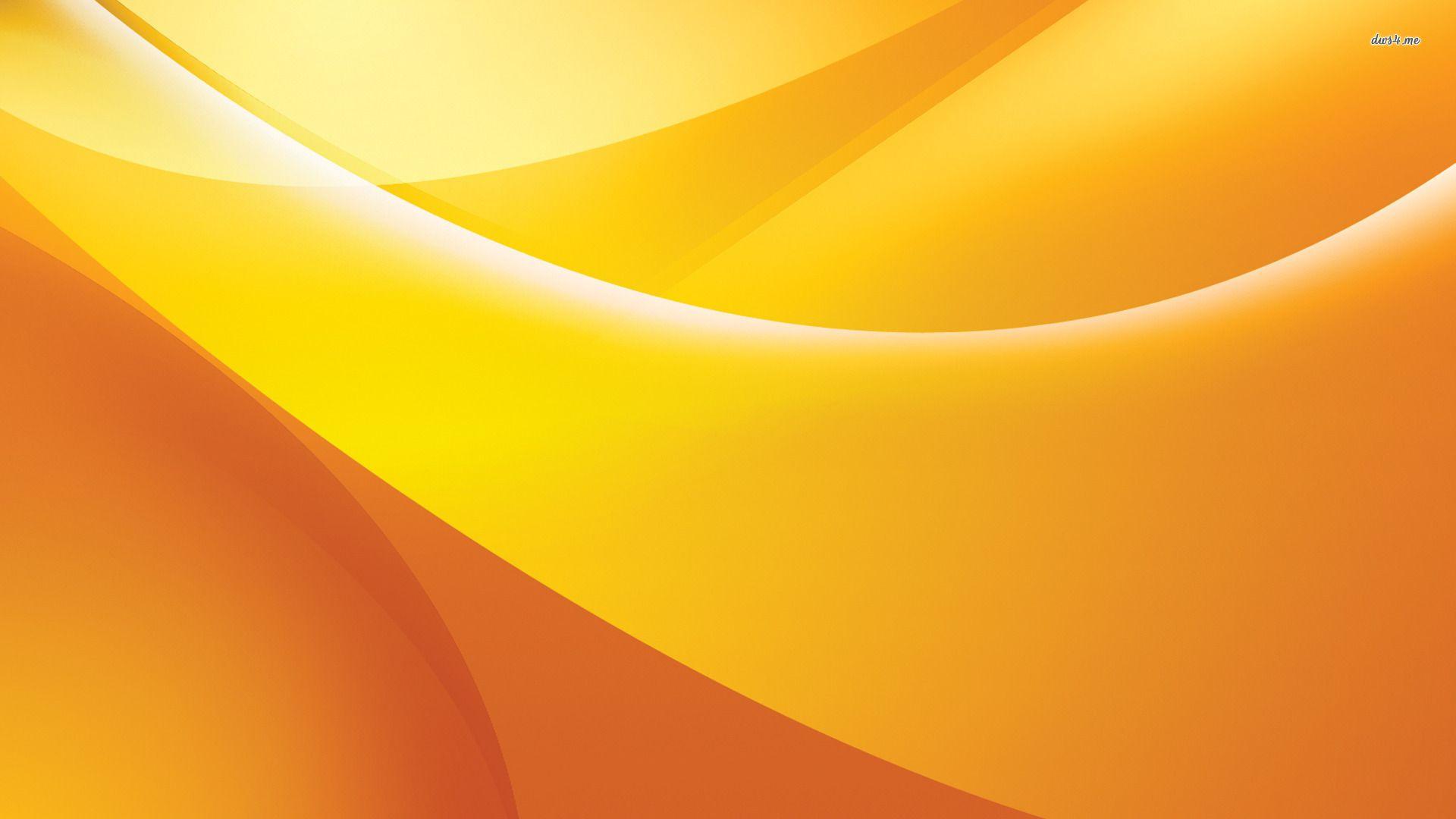Orange Free Wallpaper