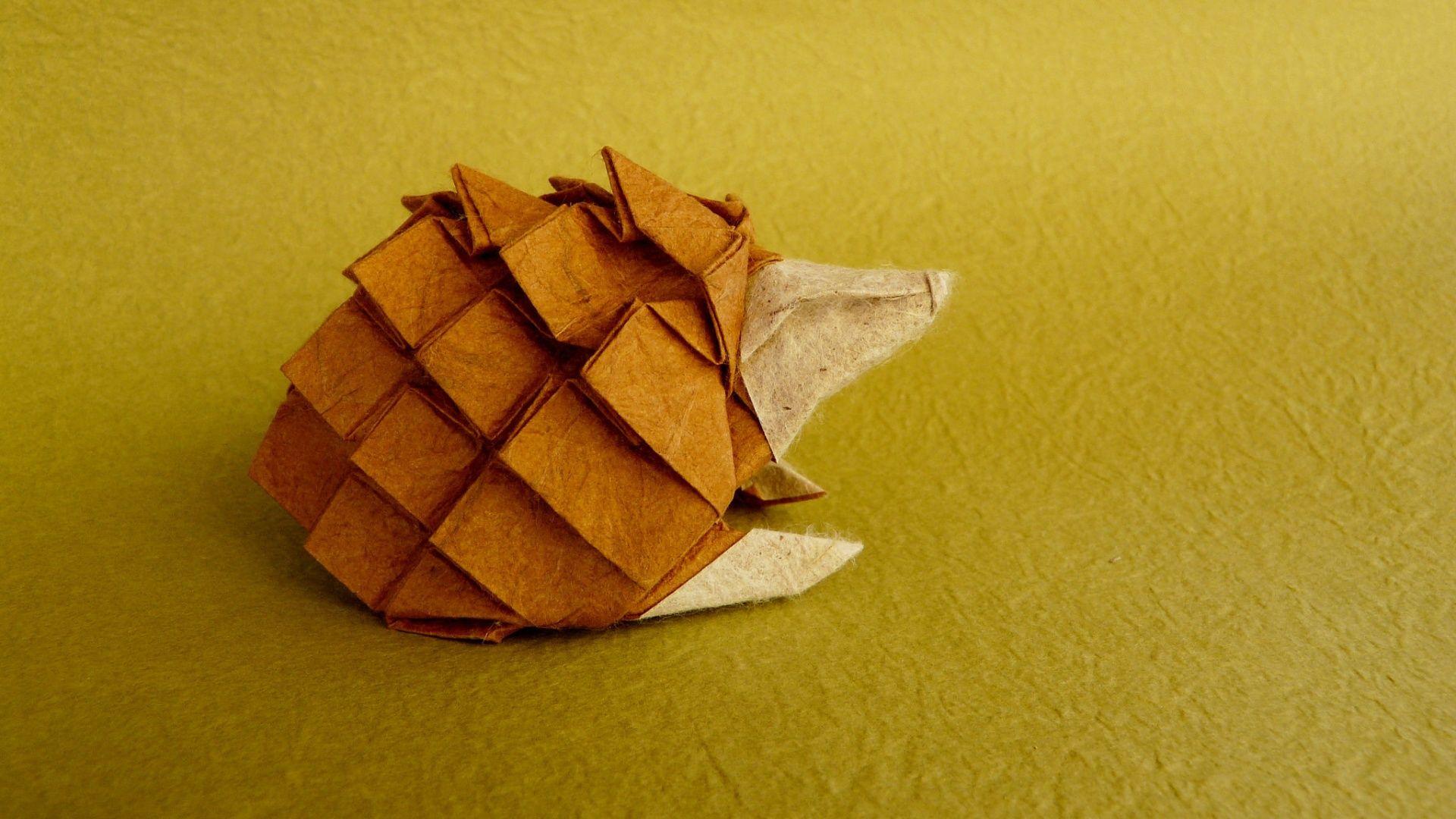 Origami full hd wallpaper