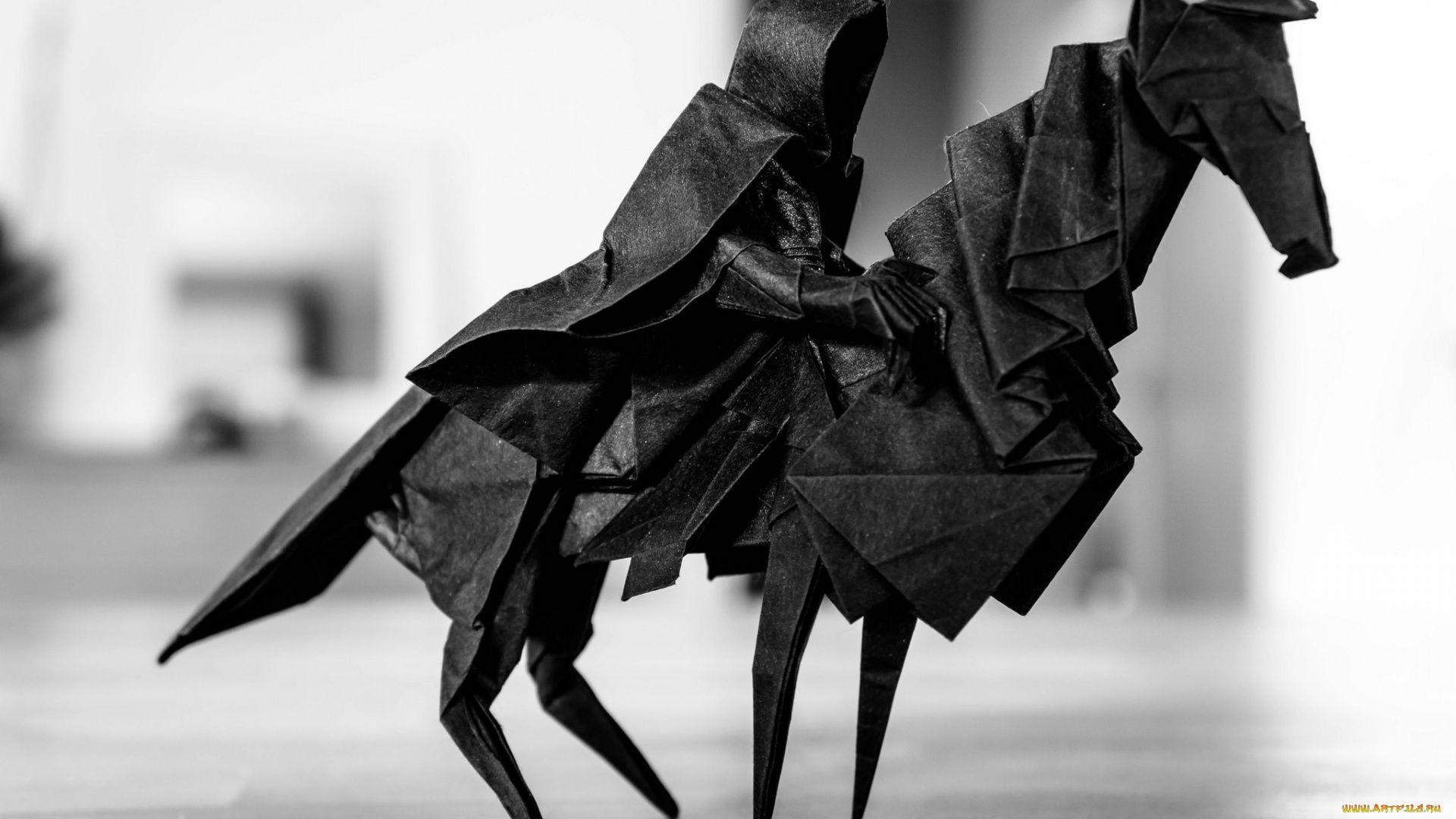 Origami 1080p background