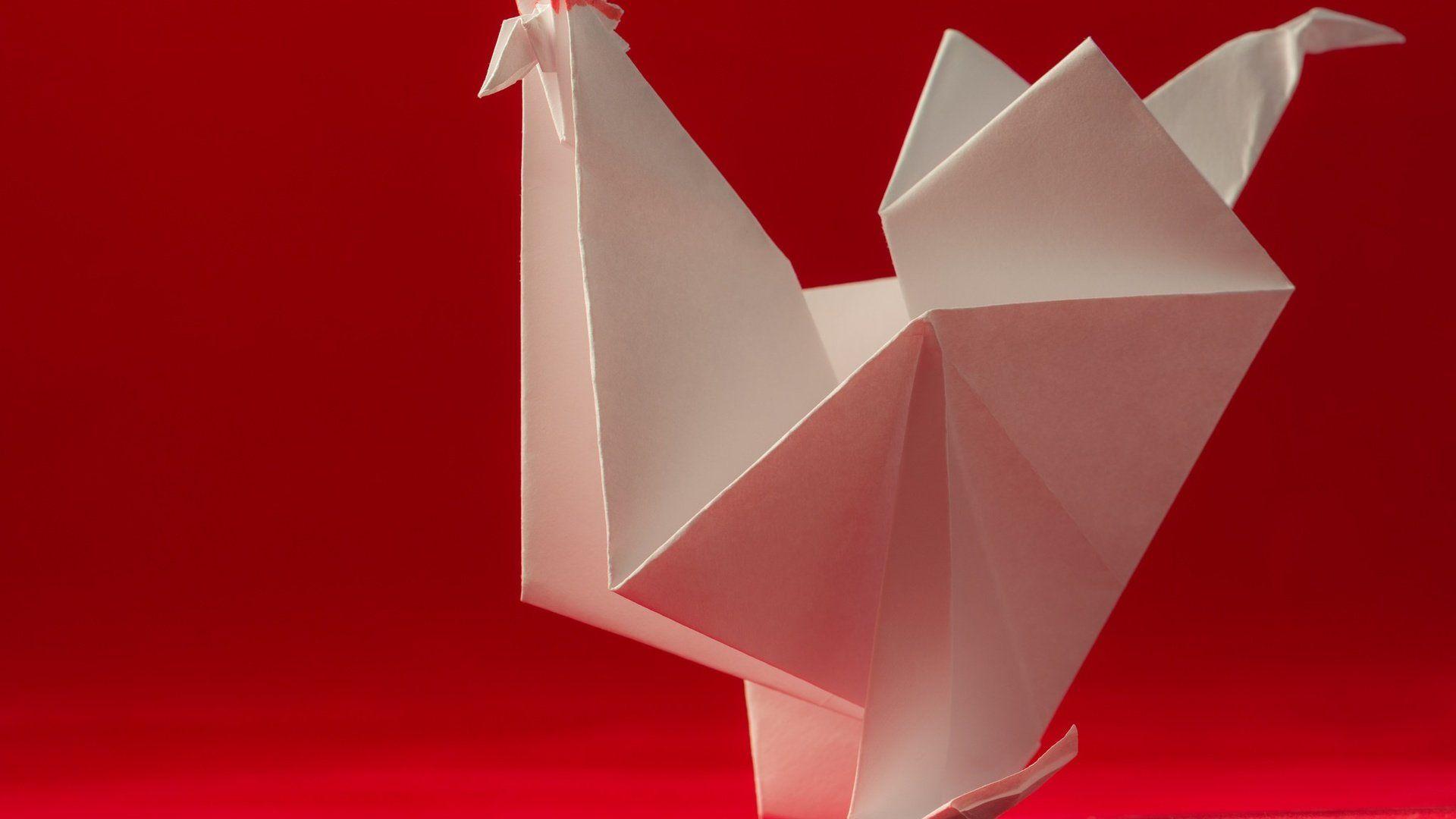 Origami full hd wallpaper download