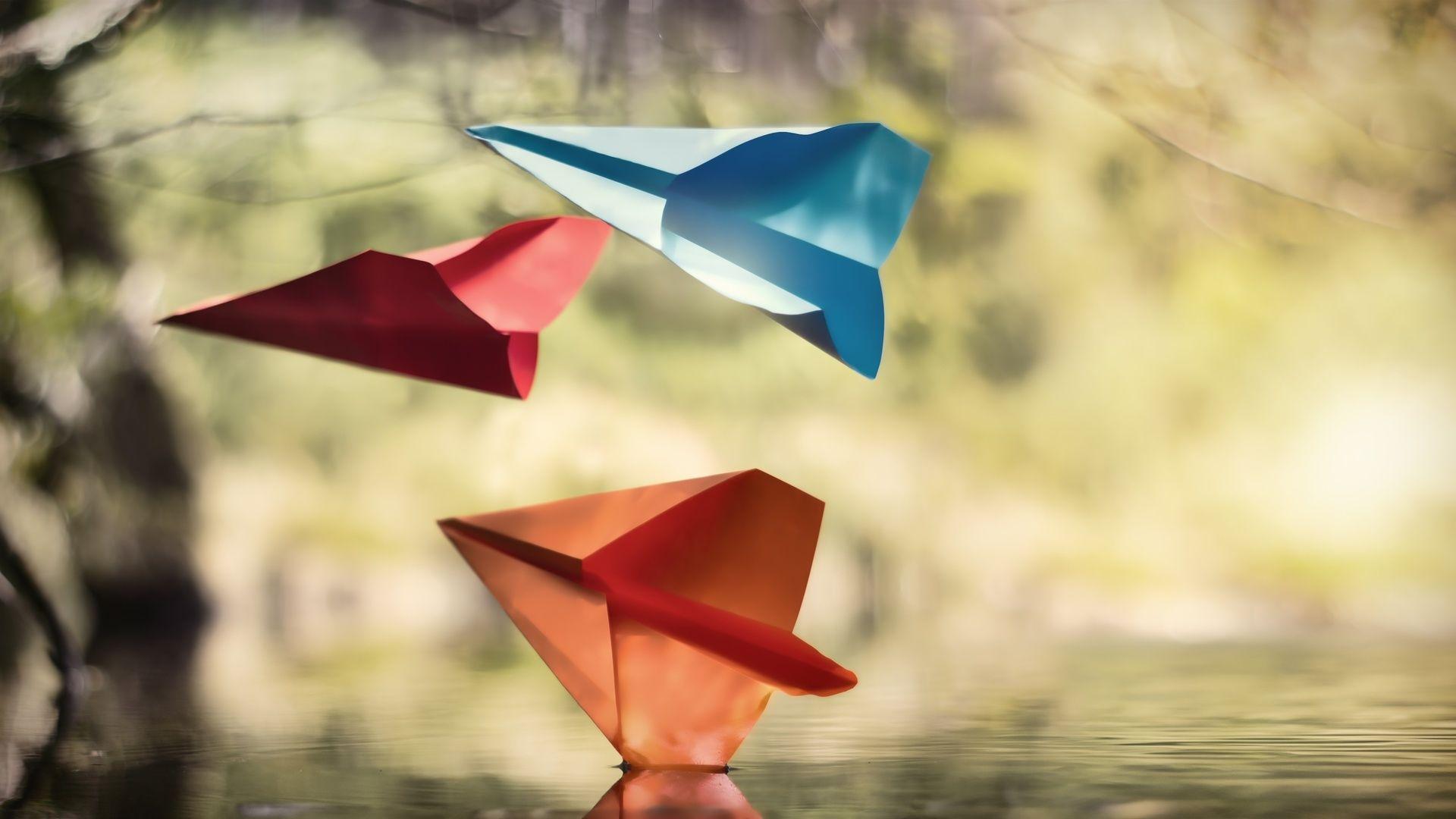 Origami 1080p picture