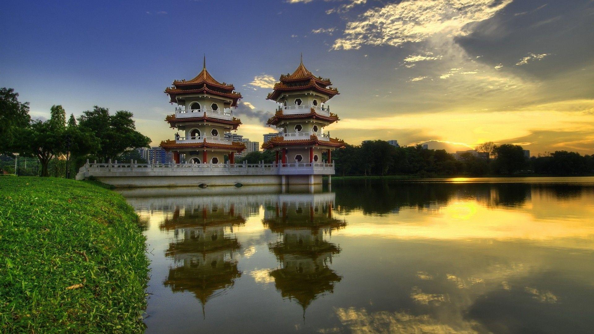 Pagoda best Wallpaper
