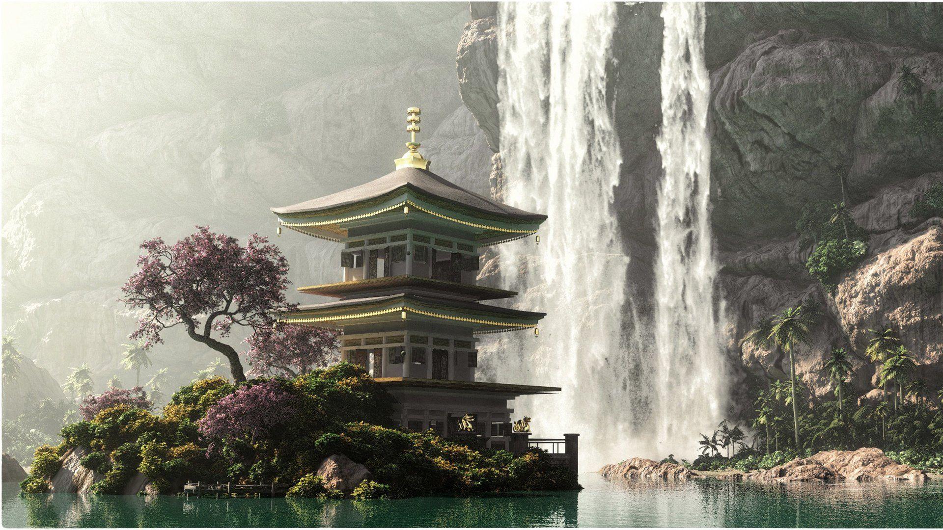 Pagoda HD Download