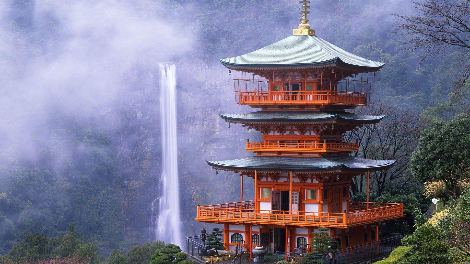 Pagoda Image