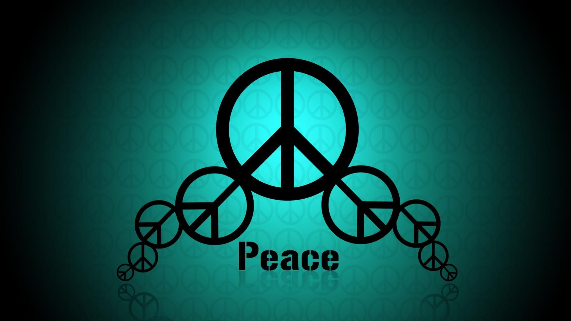 Peace full hd wallpaper