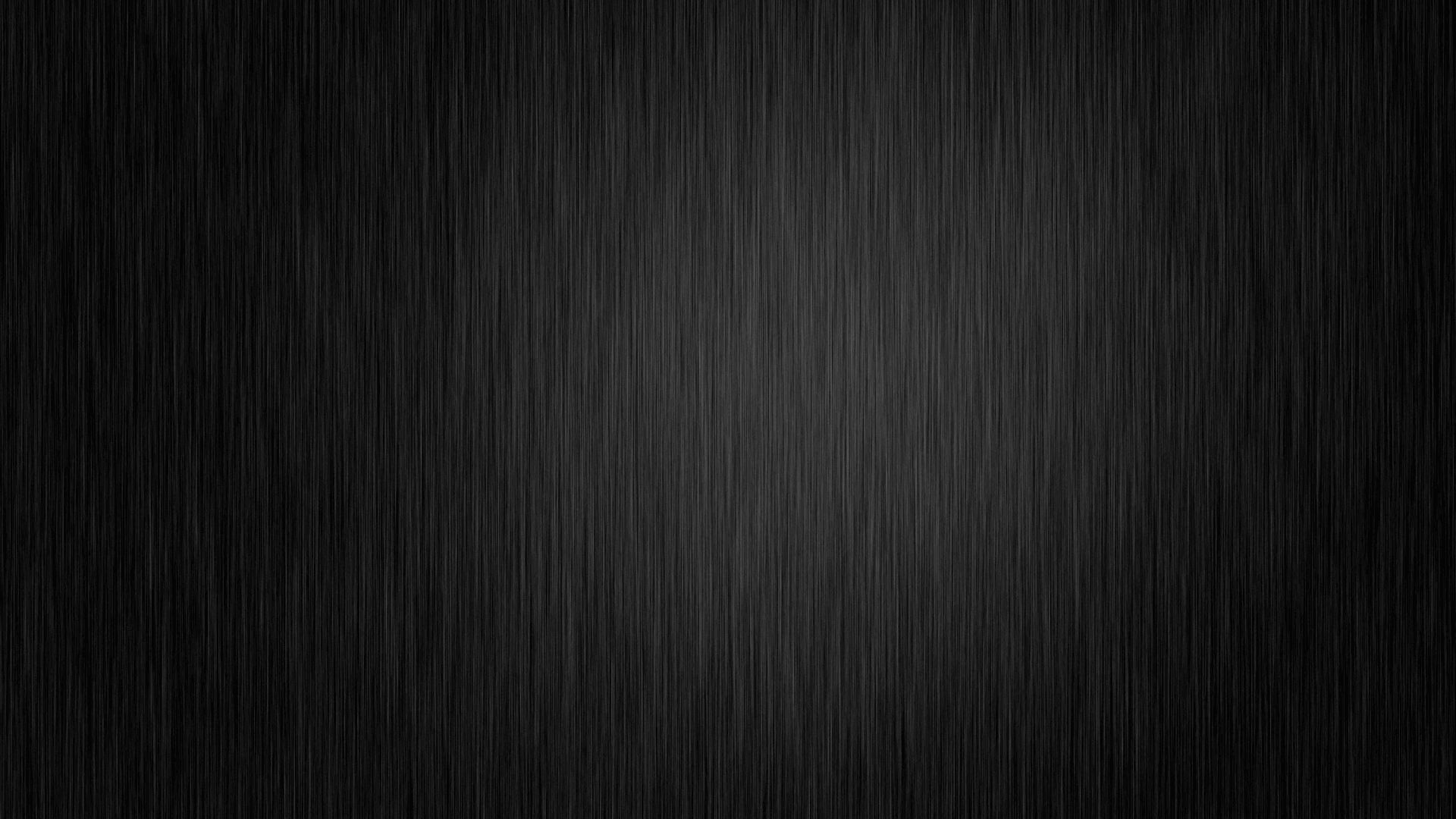 Plain Black hd desktop