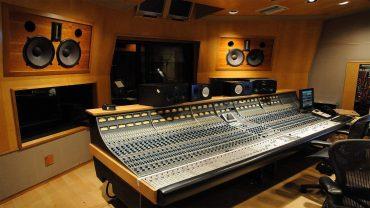Recording Studio Picture