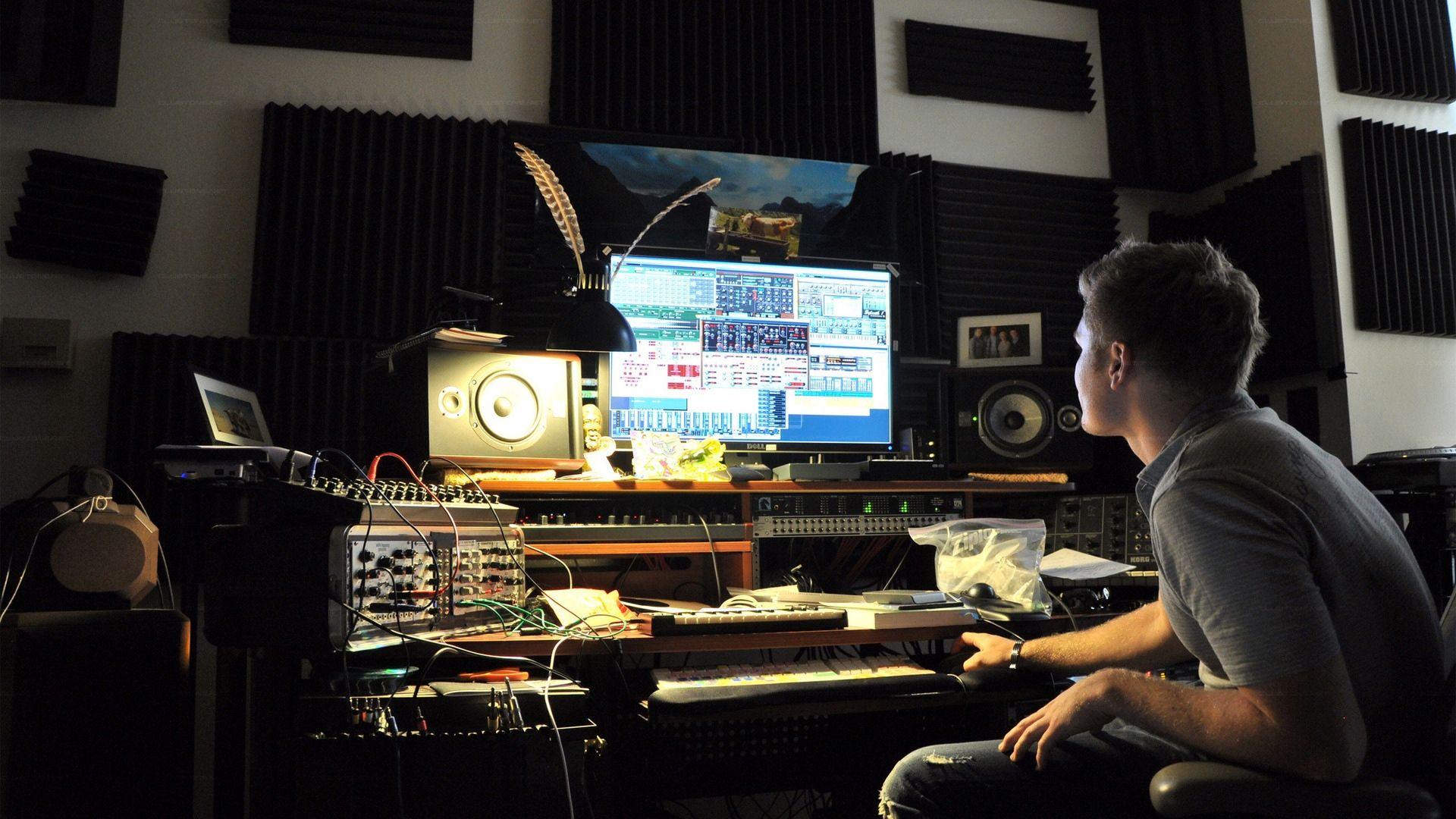 Recording Studio hd wallpaper 1080p for pc