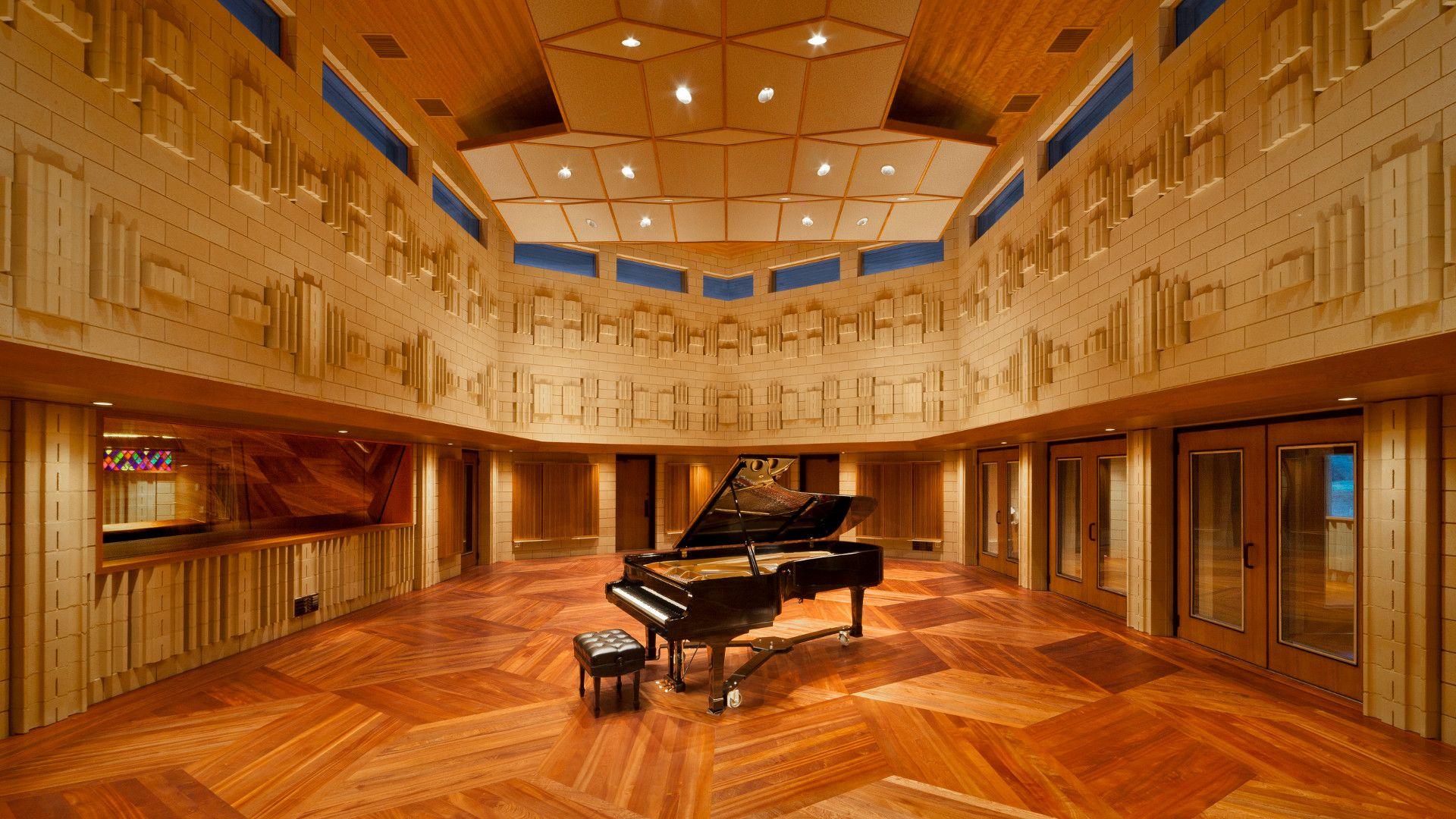 Recording Studio Download Wallpaper