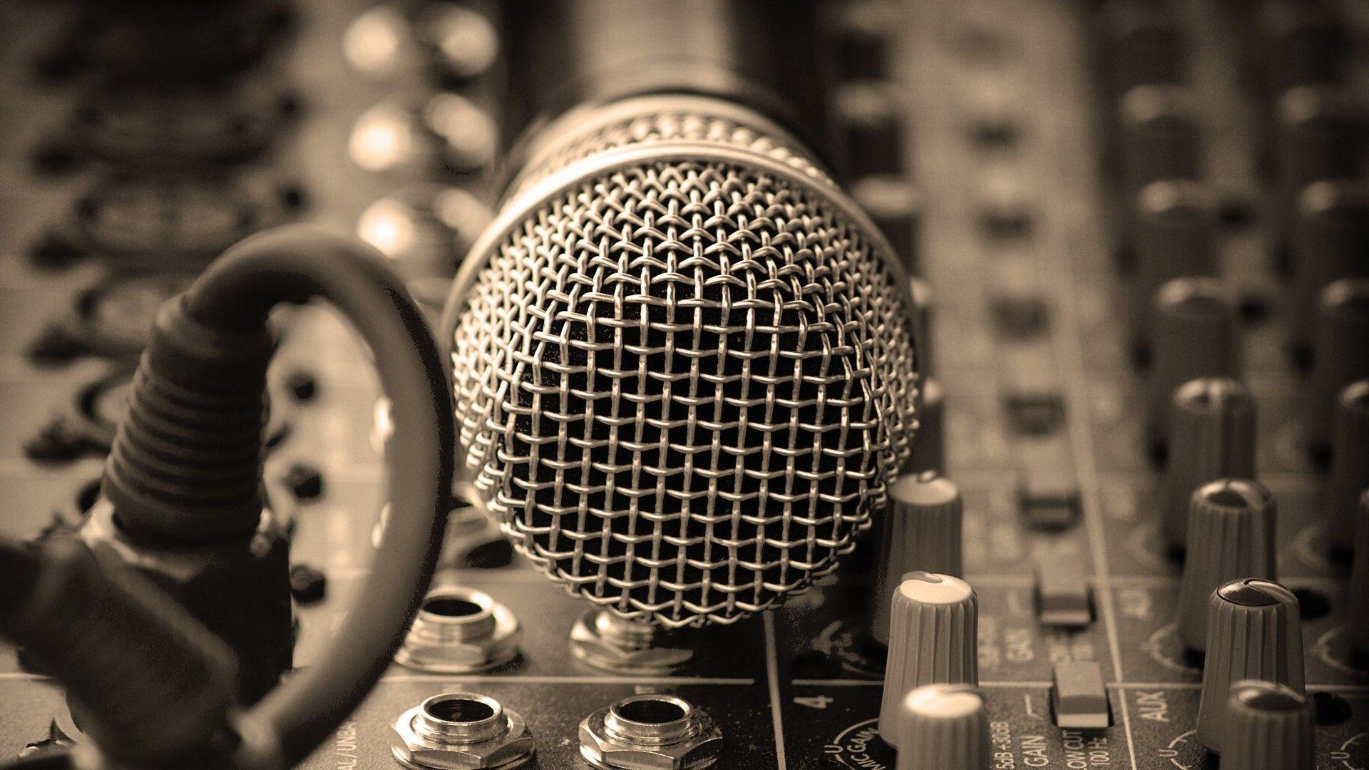Recording Studio pc wallpaper