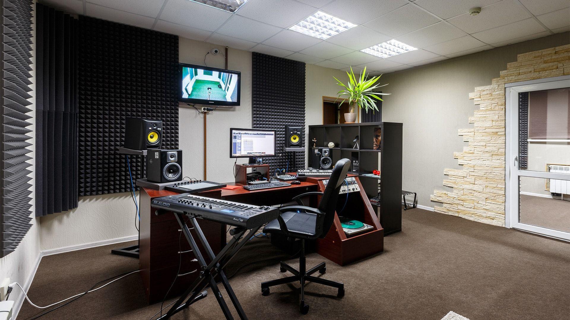 Recording Studio download nice wallpaper