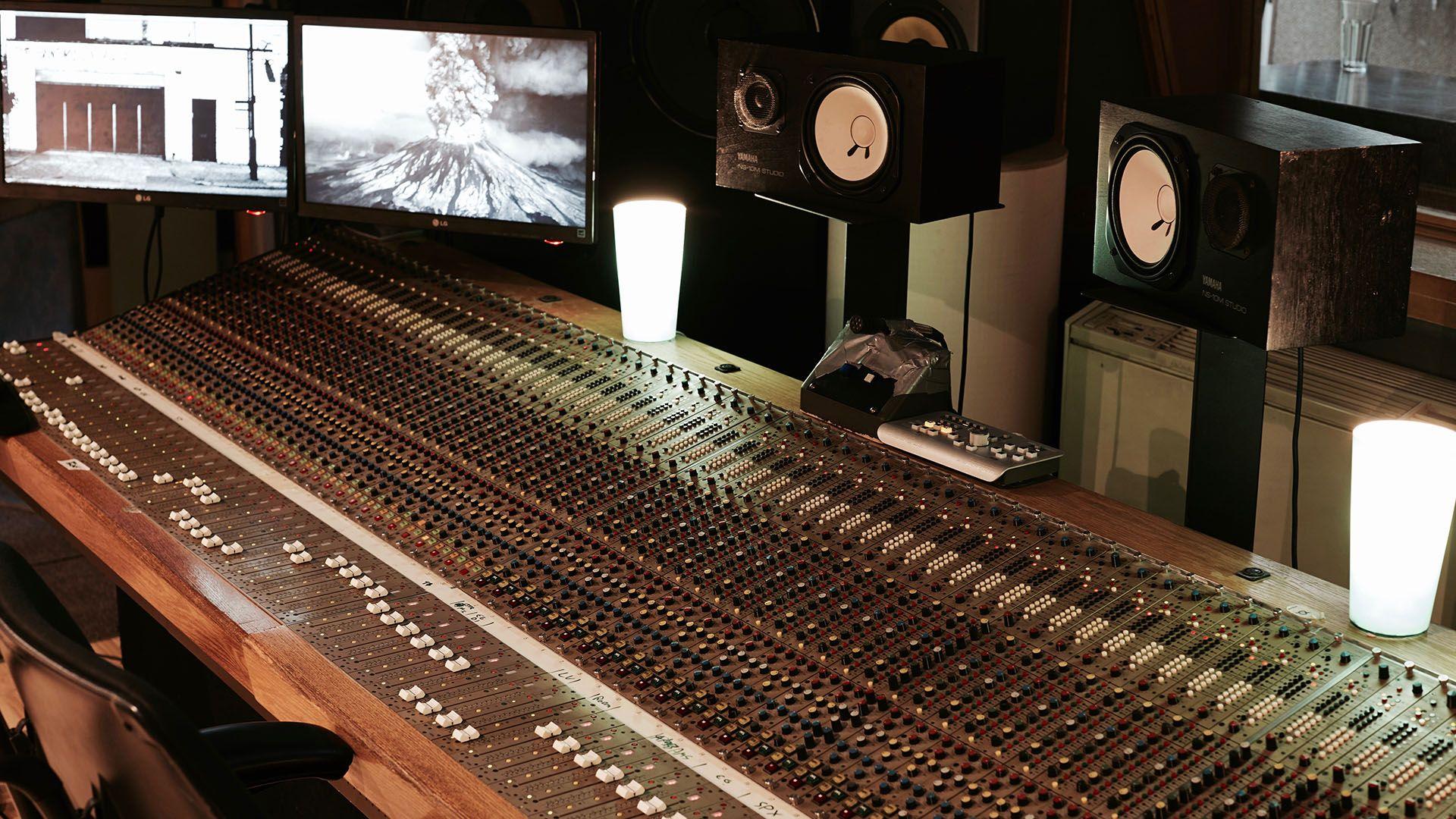 Recording Studio best Wallpaper