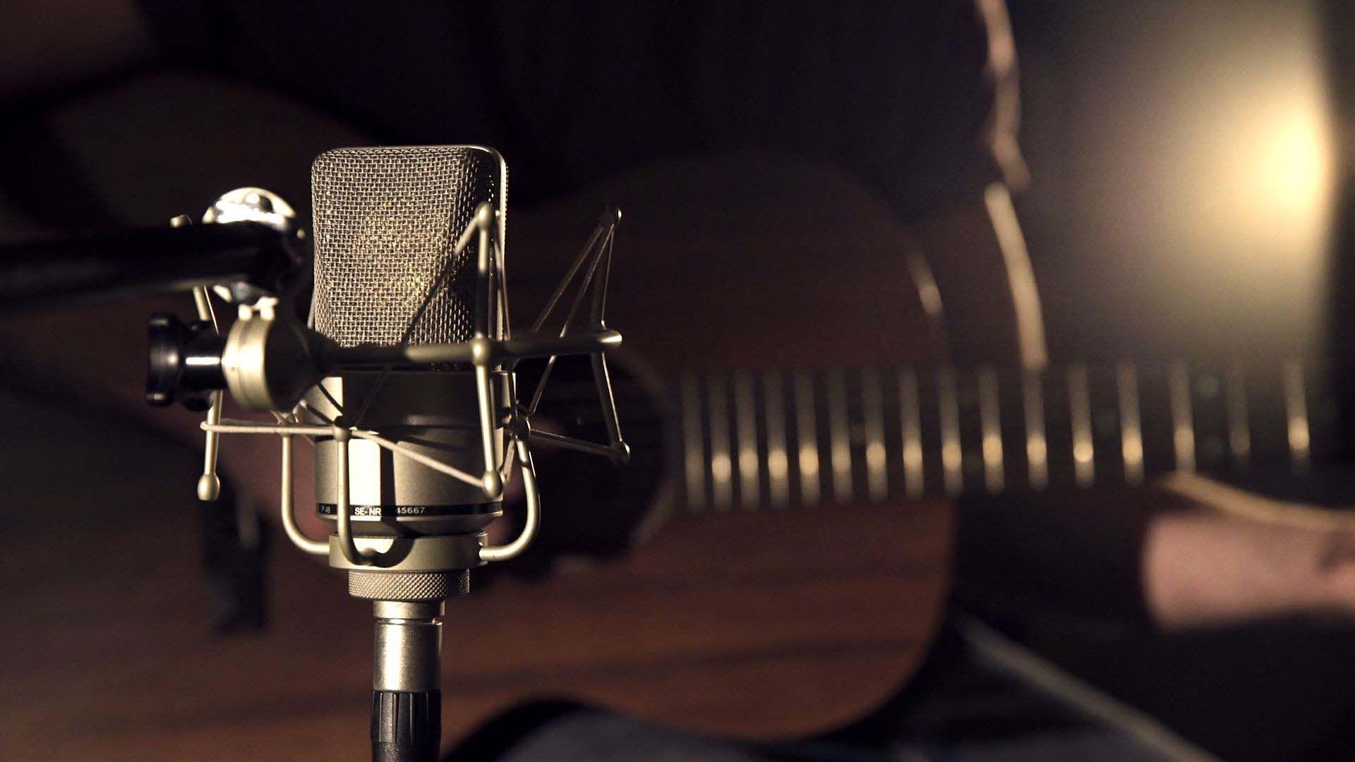 Recording Studio full hd wallpaper