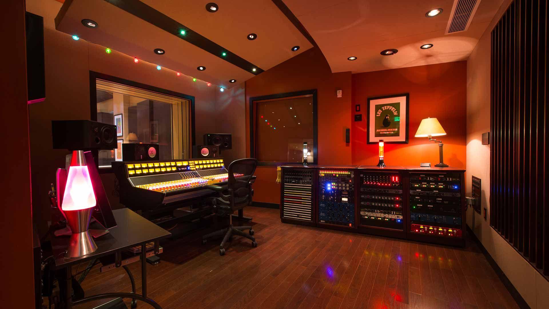 Recording Studio Good Wallpaper