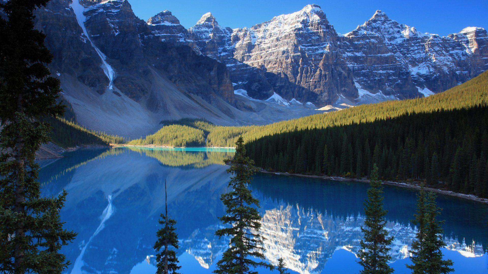 Rocky Mountain free desktop background