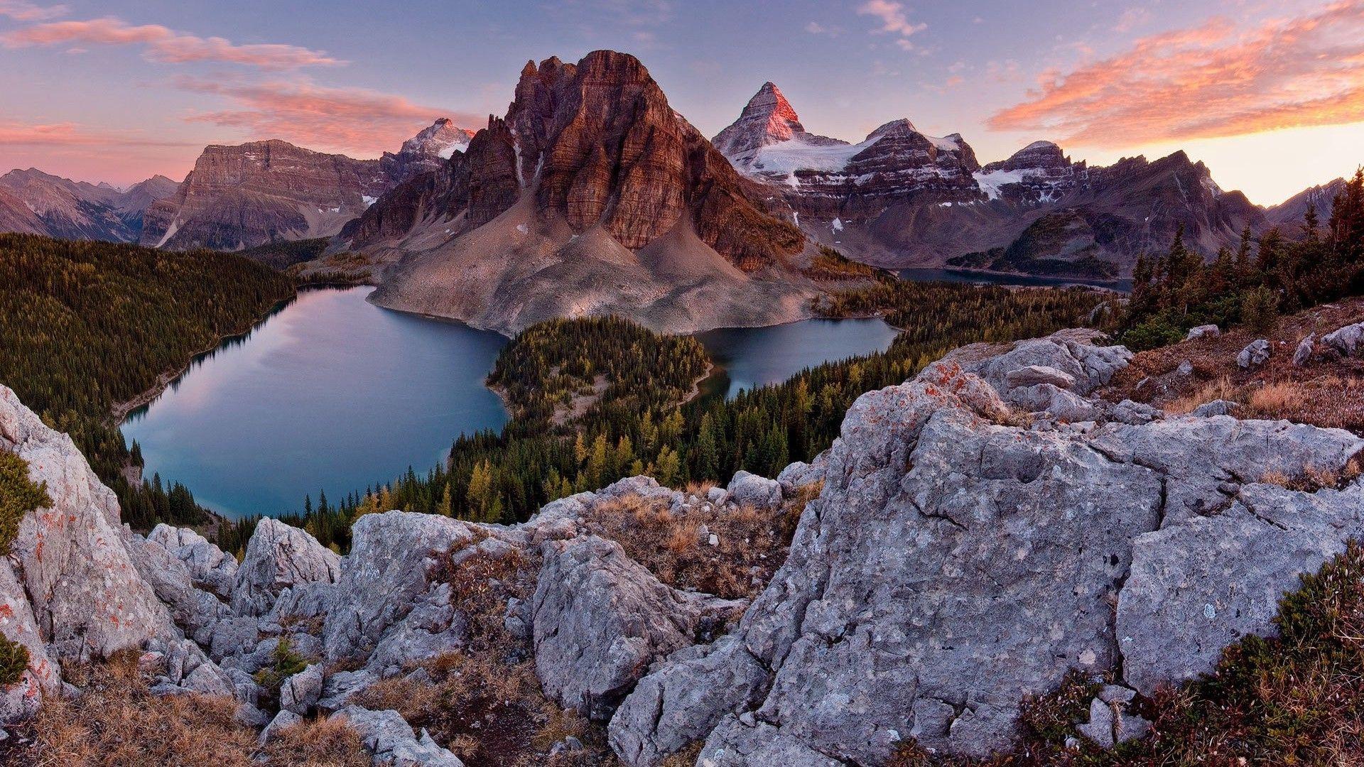 Rocky Mountain wallpaper background